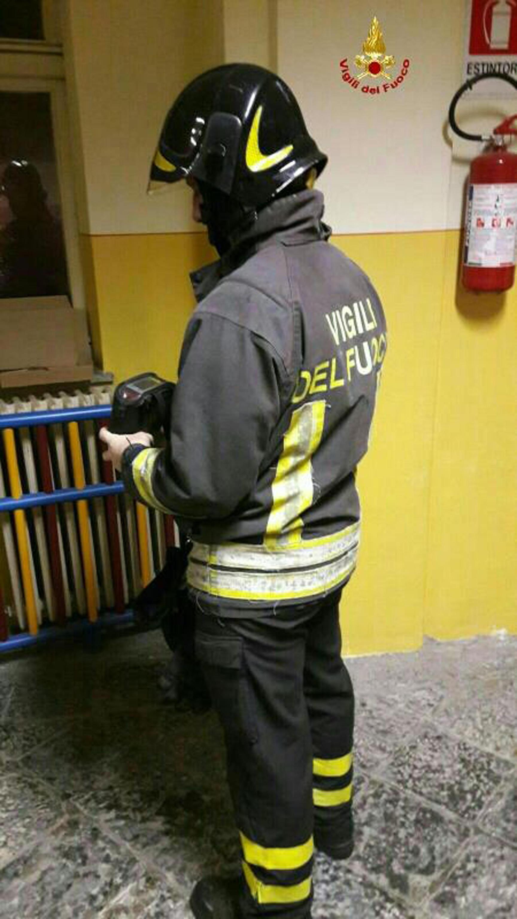 Incendio a Bolzano,vittima è un disabile