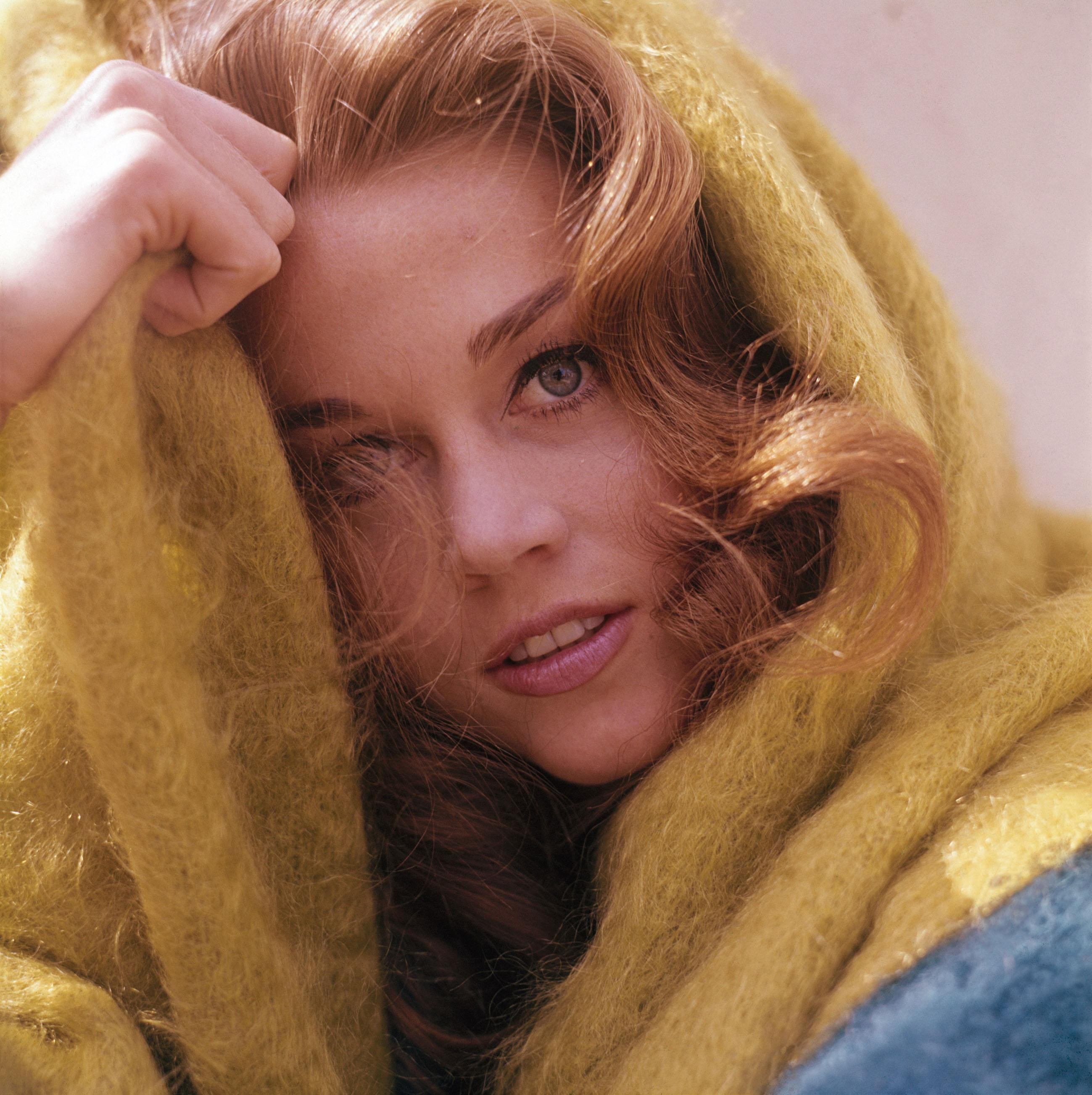 Jane Fonda, la diva-antidiva senza età