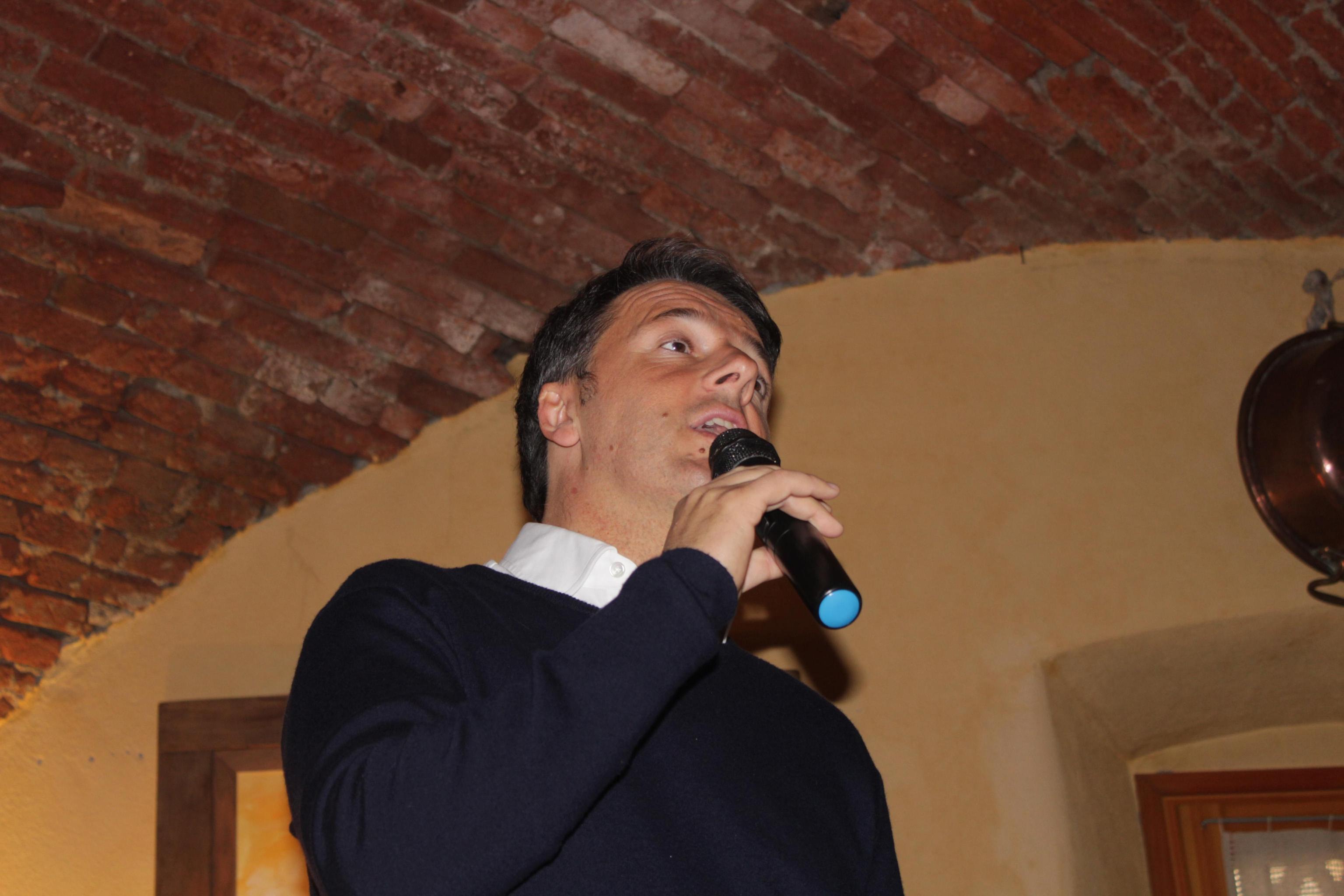 Renzi, proporremo il biotestamento