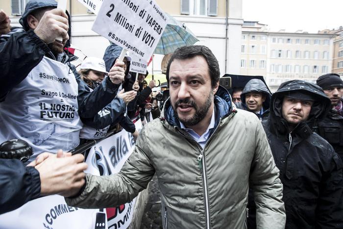 Salvini: accordo con Berlusconi è buono, governeremo 10 anni