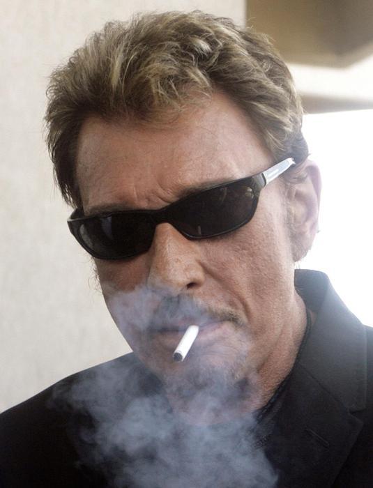 Addio a Johnny Hallyday, icona del rock francese