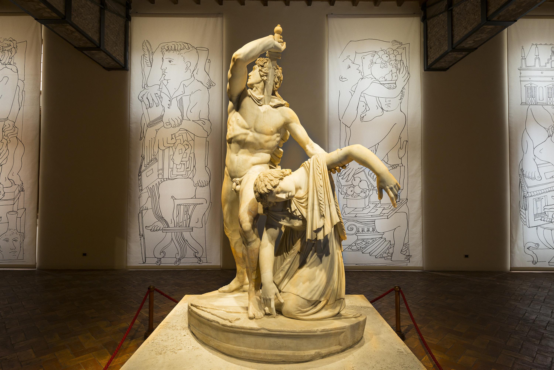 Fornasetti, nuove visioni arte classica