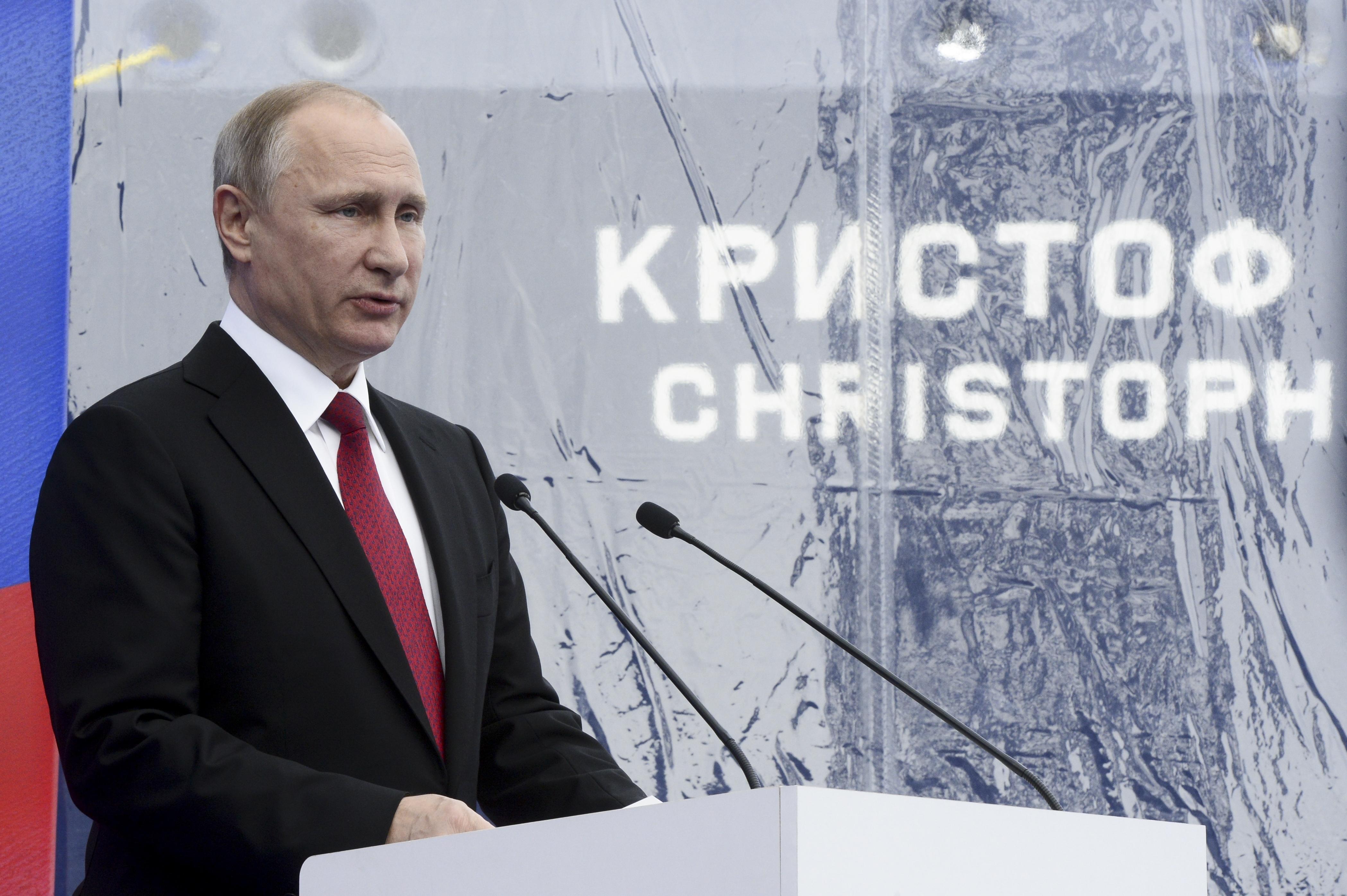Gas: Putin a battesimo Yamal, è cruciale