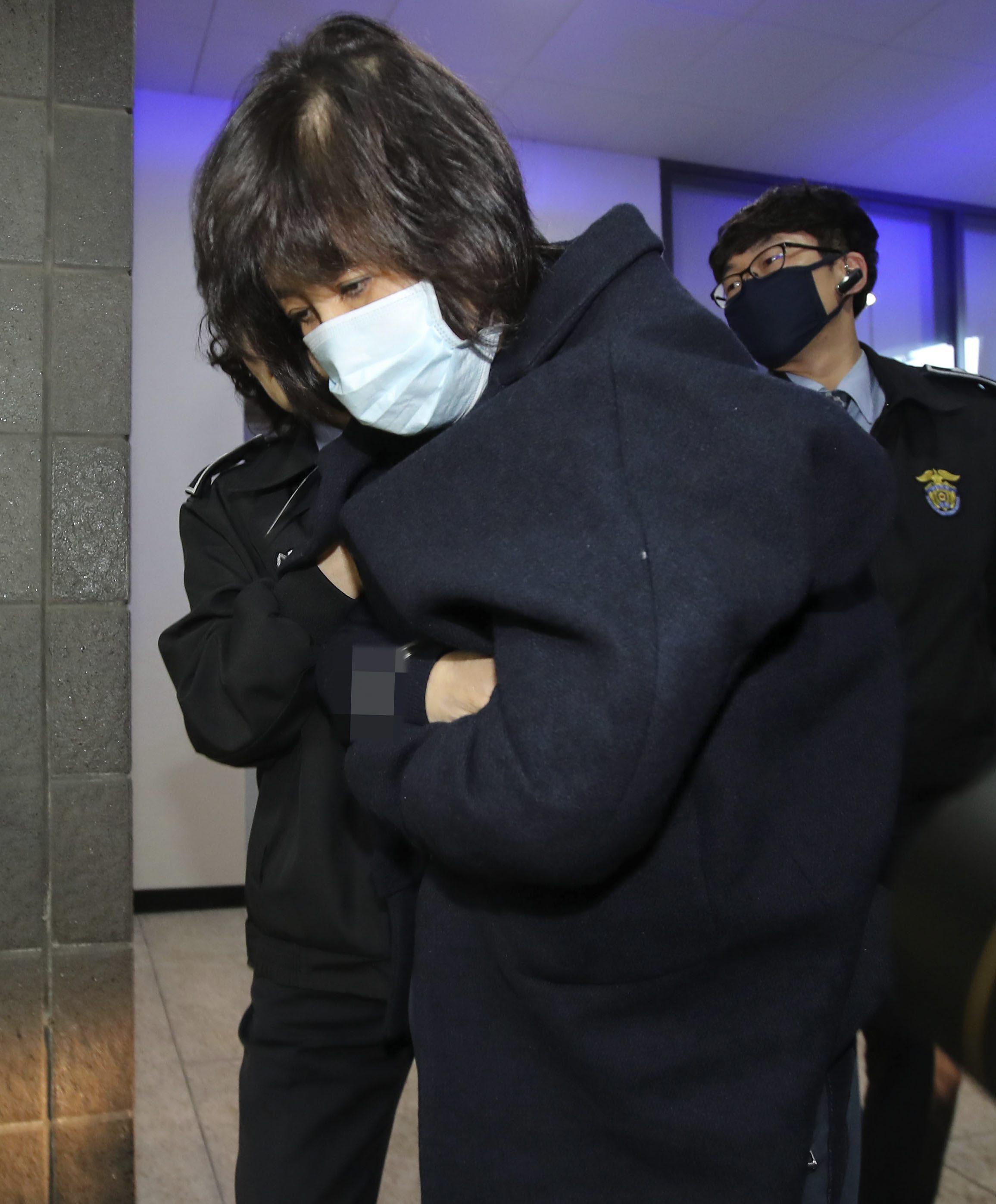 Corea Sud:chiesti 25 anni per 'sciamana'