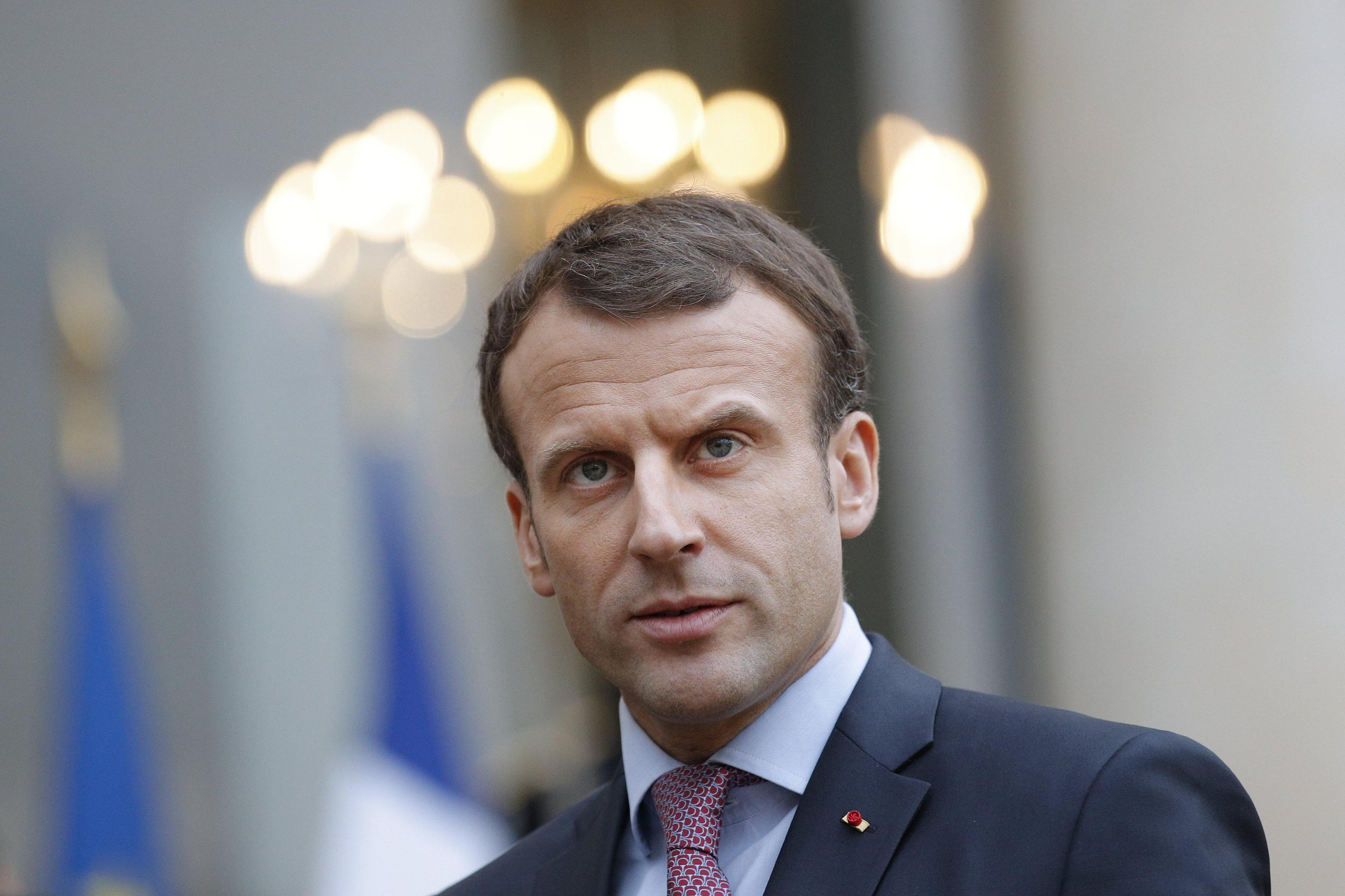 Gerusalemme: appello Macron per 'calma'