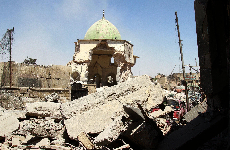 Iraq: Unesco restaurerà moschea Mosul
