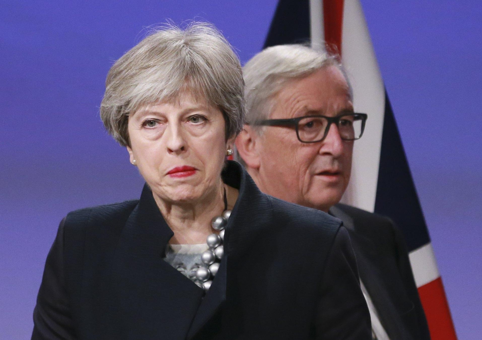 Juncker,incontro May domani o dopodomani