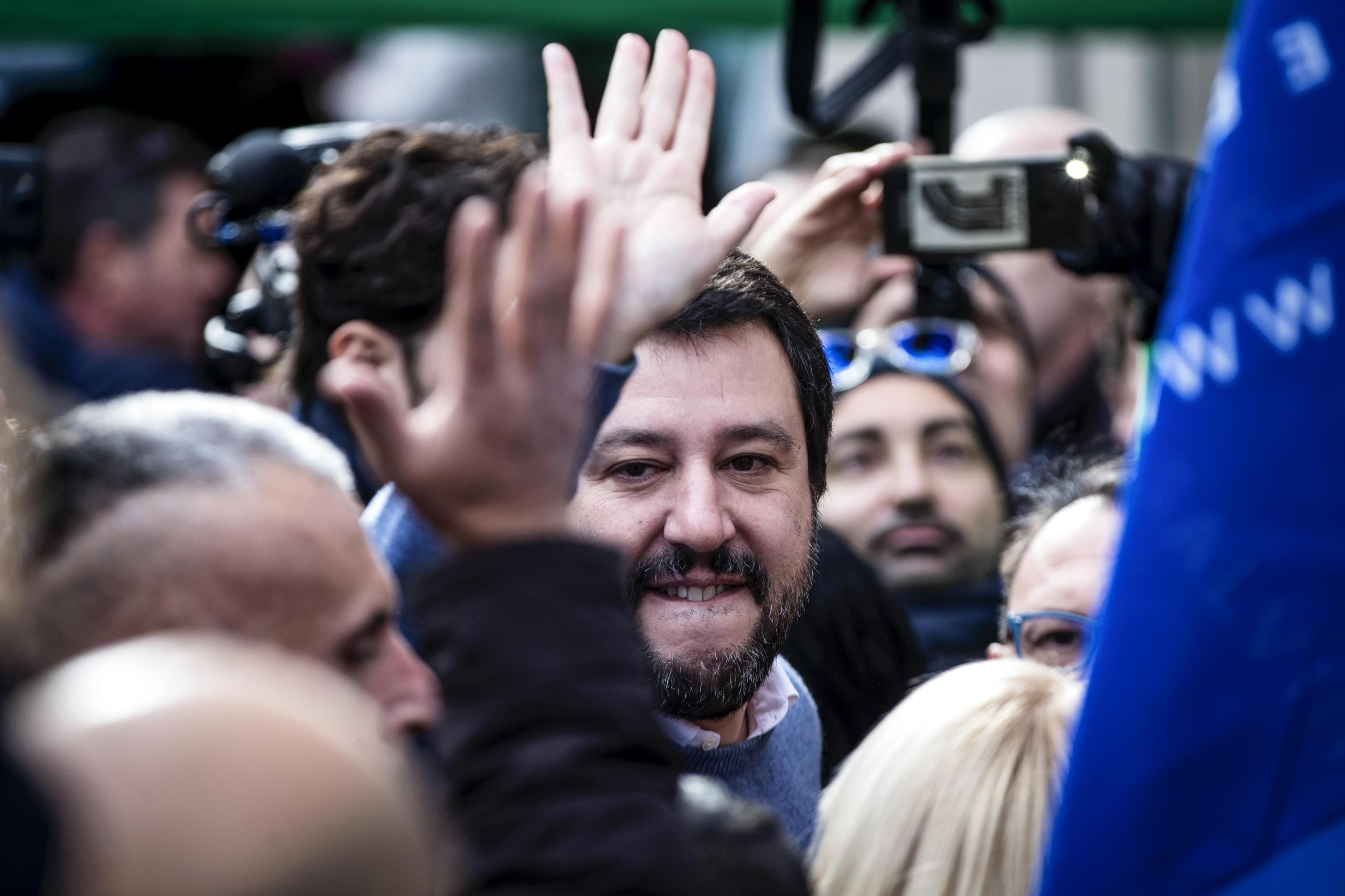 Salvini, vergognoso No Fi a ddl Molteni