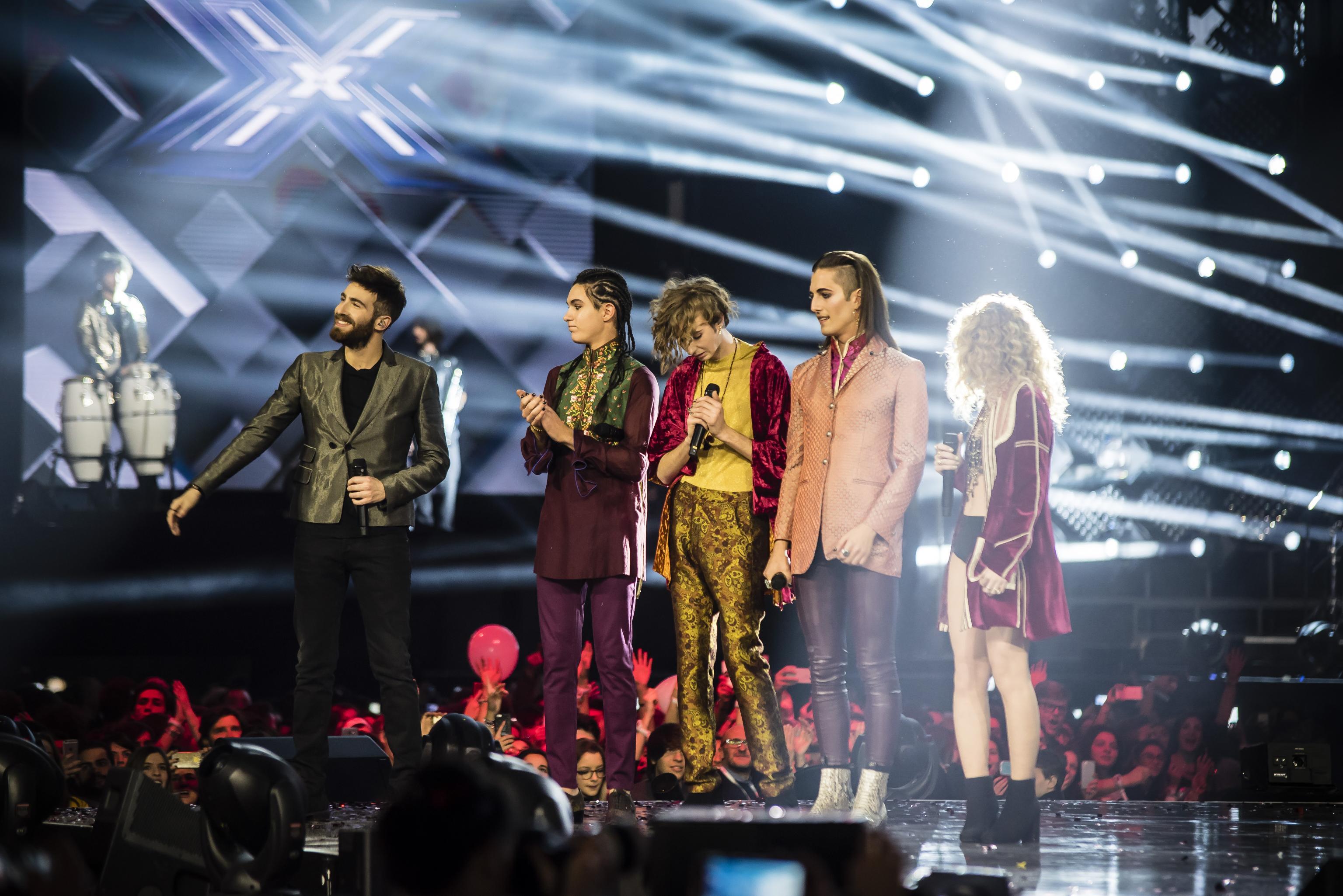 Sky, finale X Factor più vista di sempre