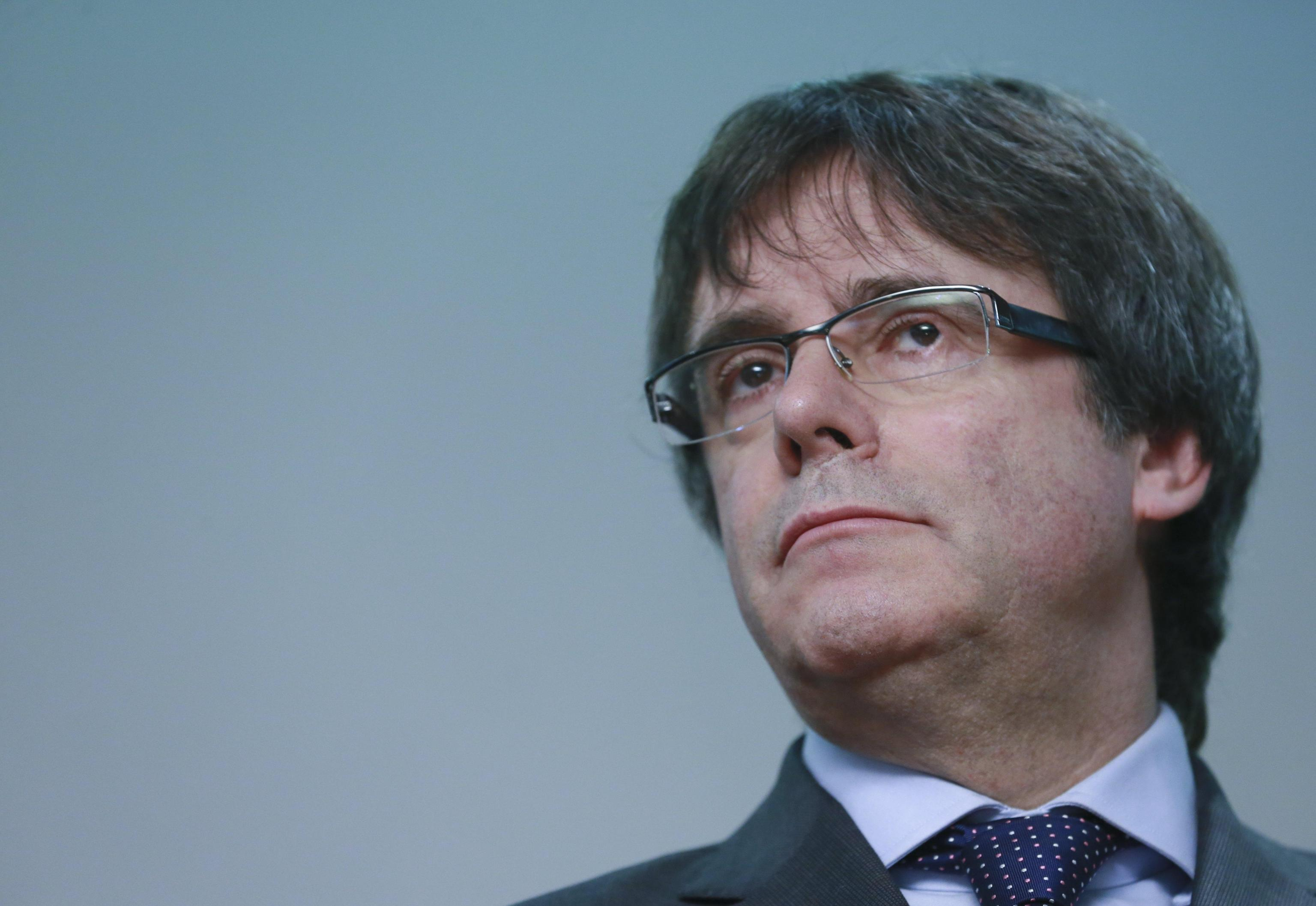 Catalogna: indipendentisti a Bruxelles