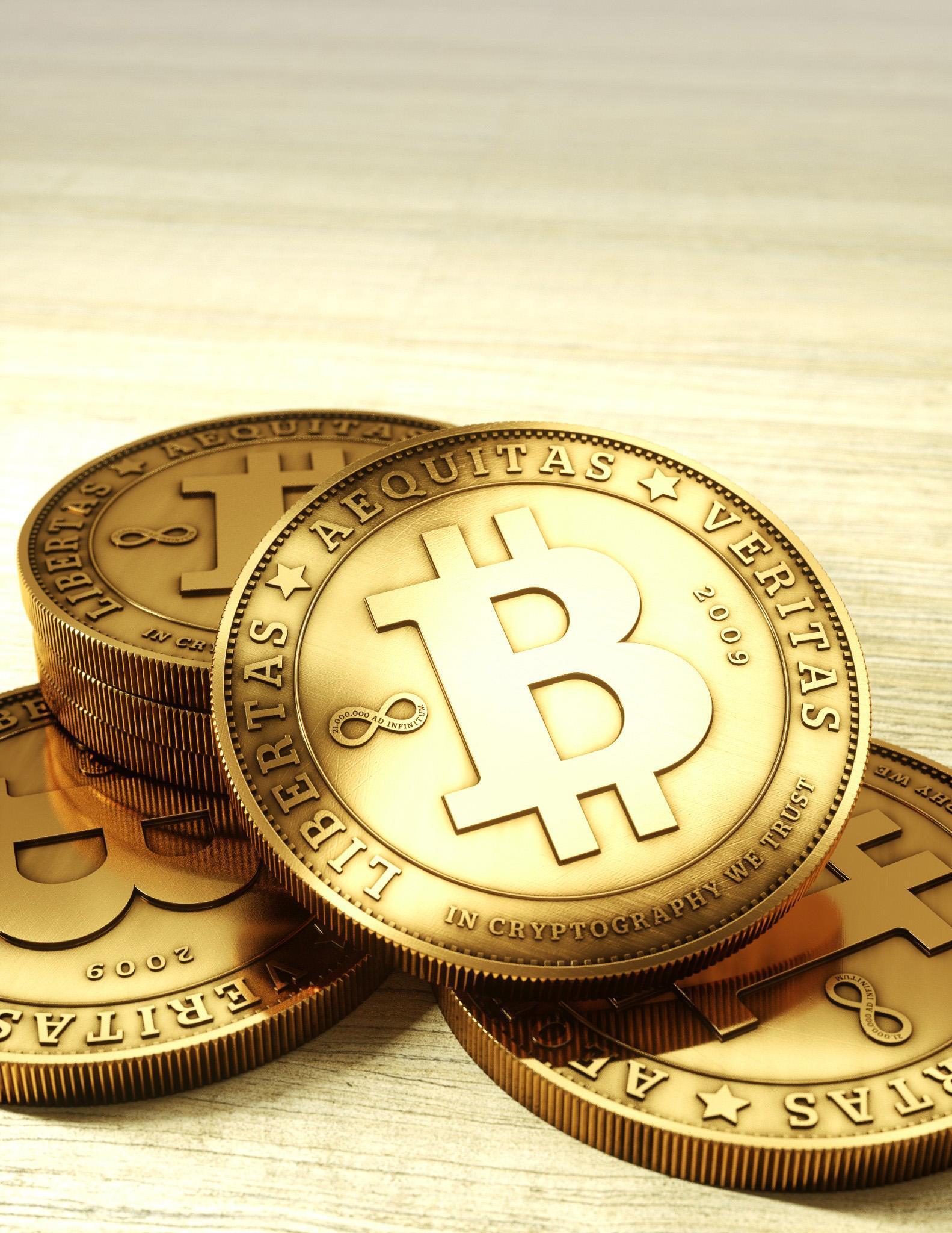 Bitcoin: nuovo record, sopra 13.000 dlr