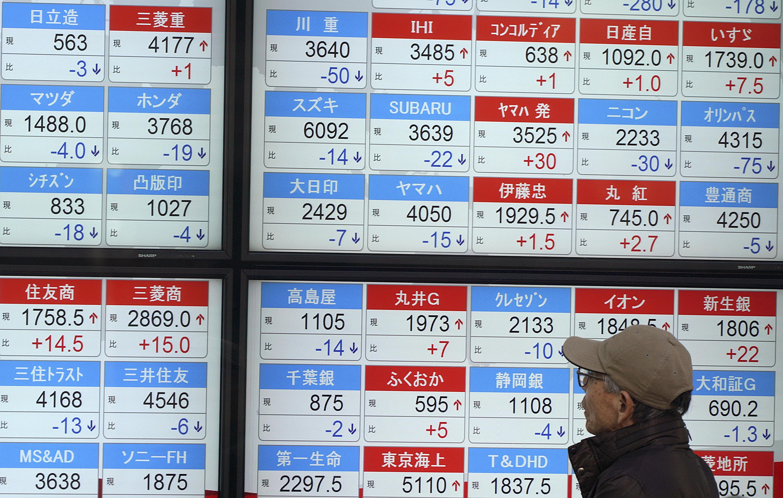 Borsa: Tokyo, chiusura in rialzo