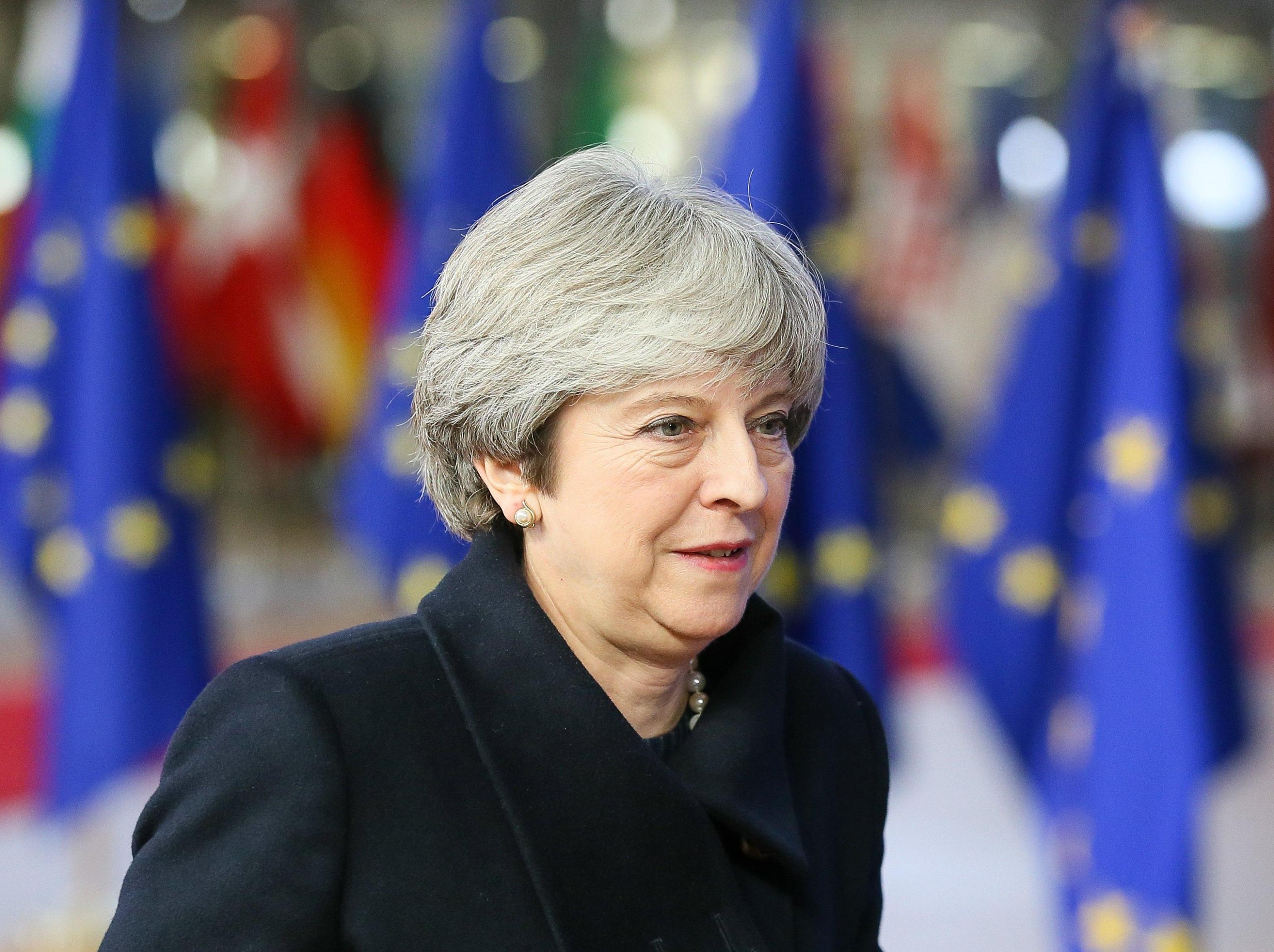 May, delusa voto Comuni,ma avanti Brexit