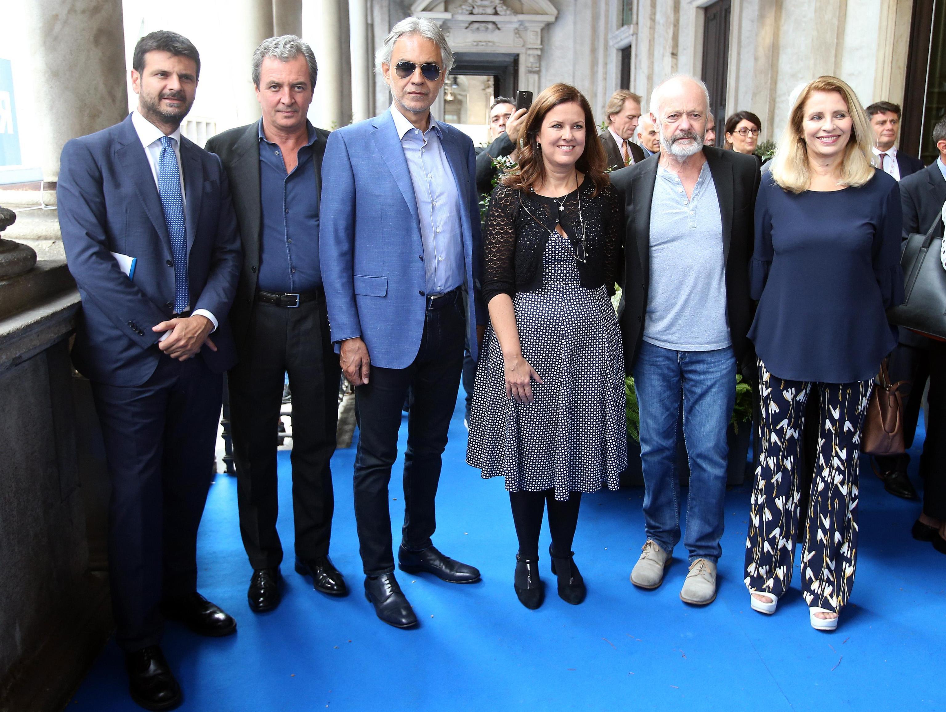"""Premio """"Capri biopic"""" al film su Bocelli"""
