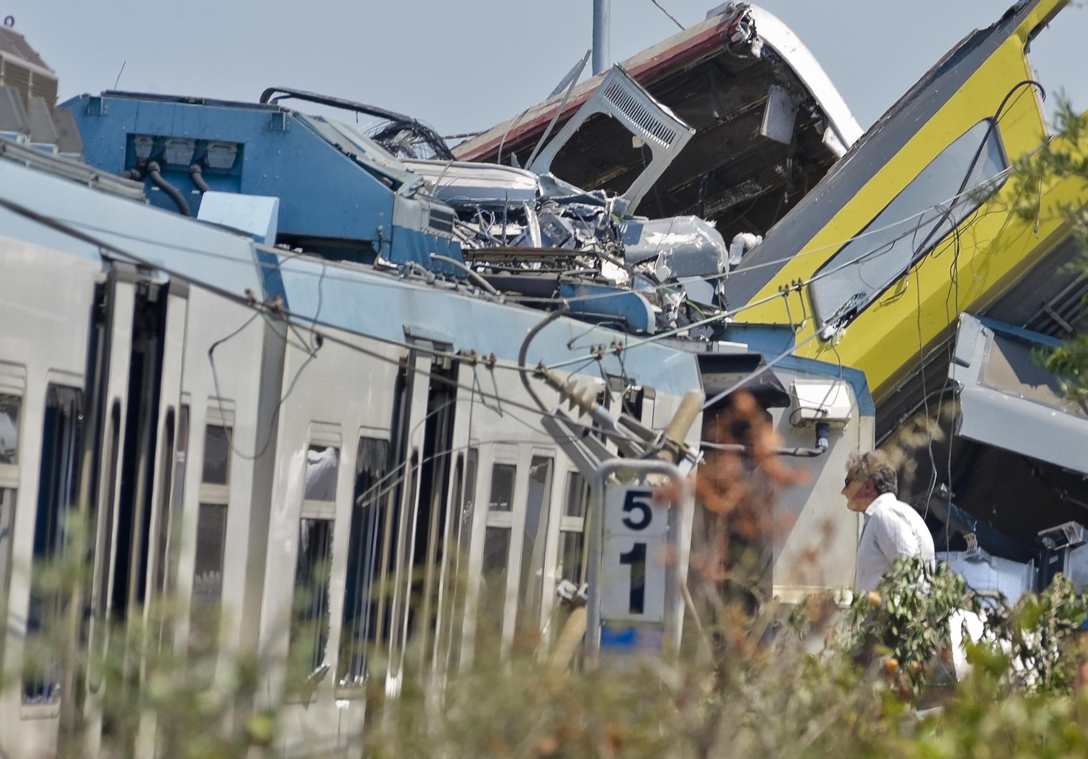 Inchiesta scontro treni, 19 indagati