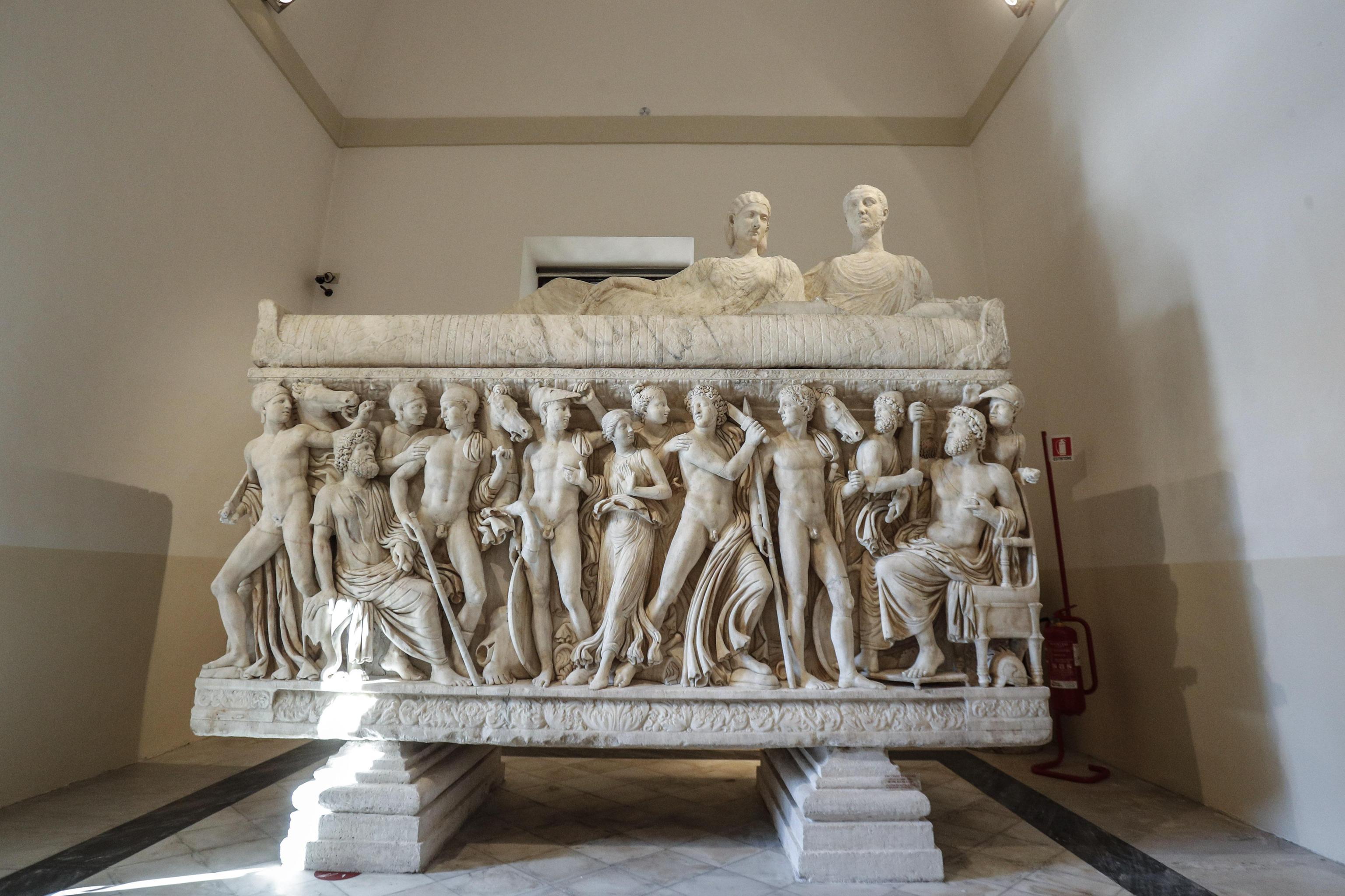 Winckelmann, il tesoro antico di Roma