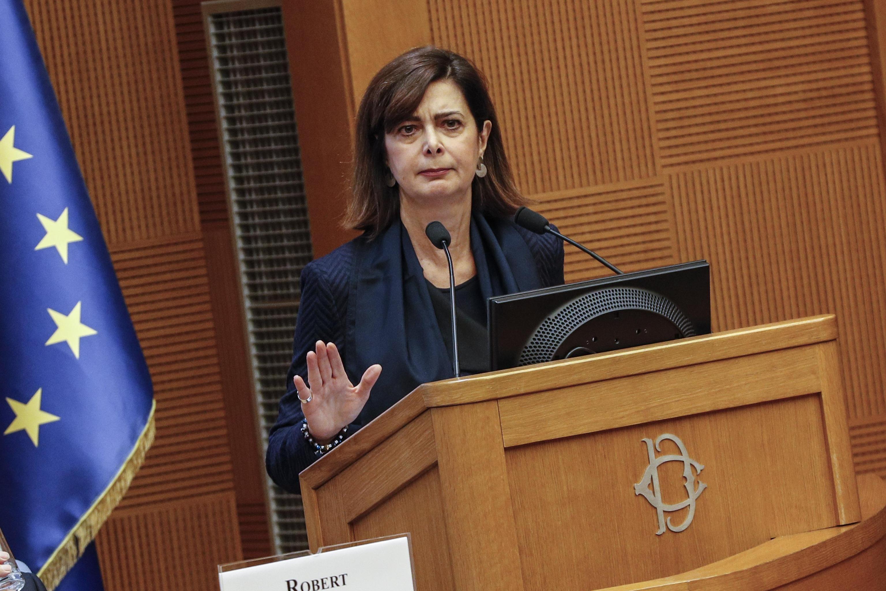 Fake news: Boldrini, elezioni a rischio