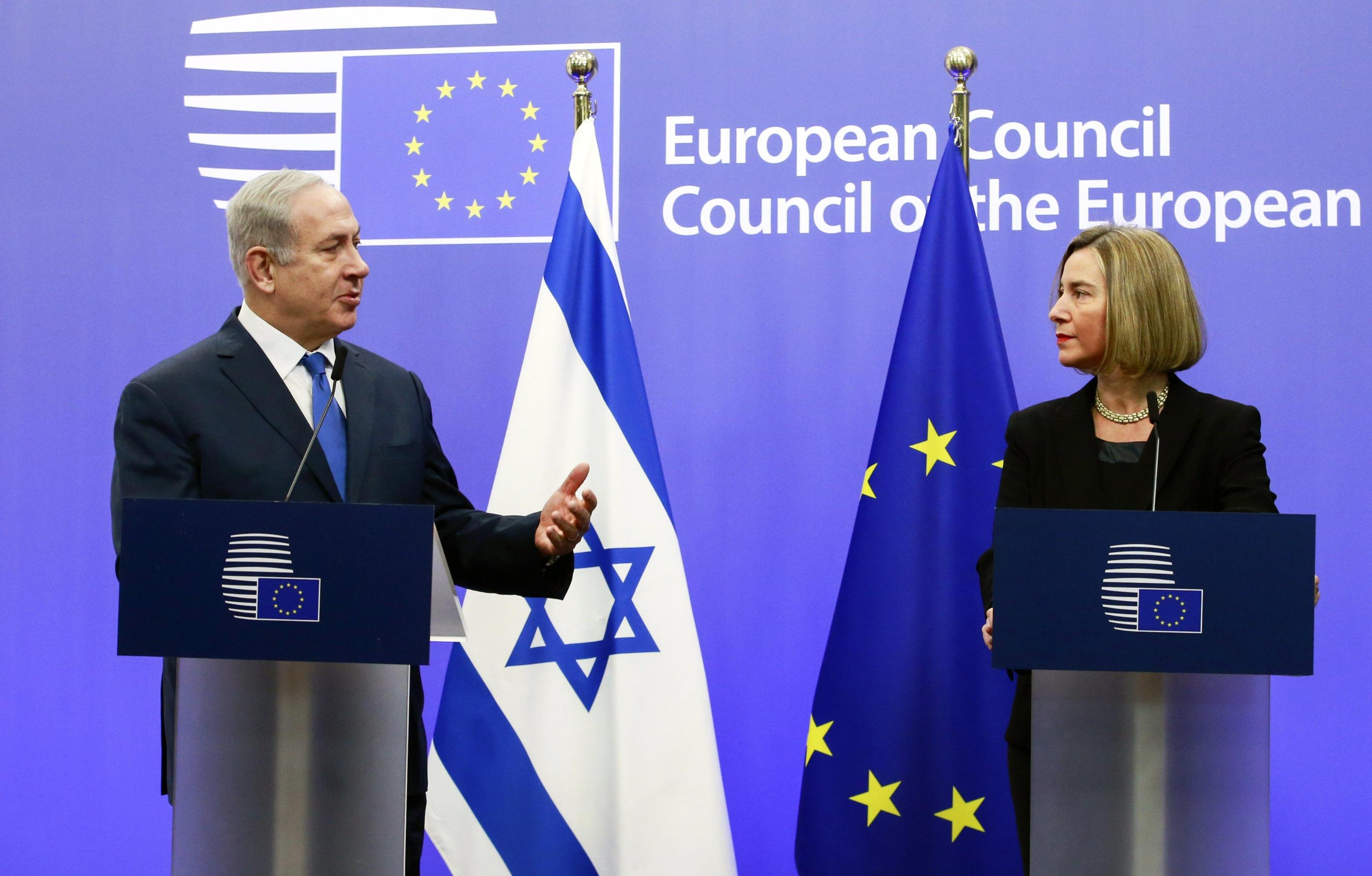 Netanyahu,mi aspetto europei seguano Usa