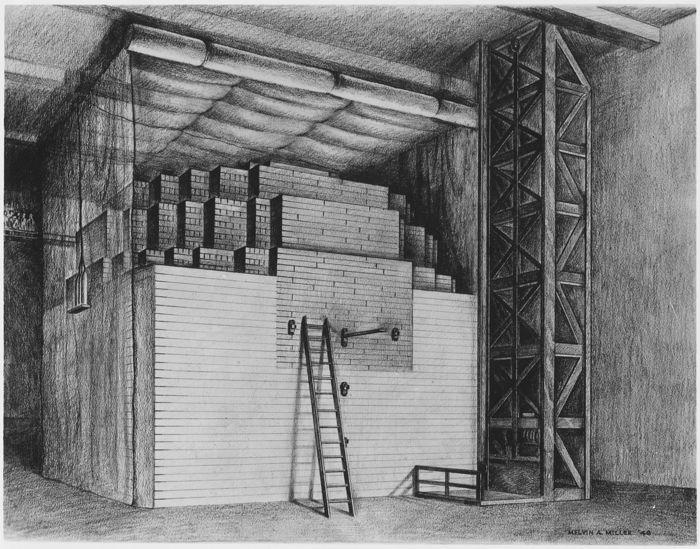 75 anni fa l'alba dell'era atomica, con la pila di Fermi