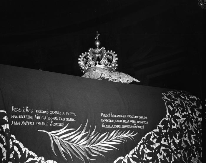 In Piemonte la salma di Vittorio Emanuele III e regina Elena