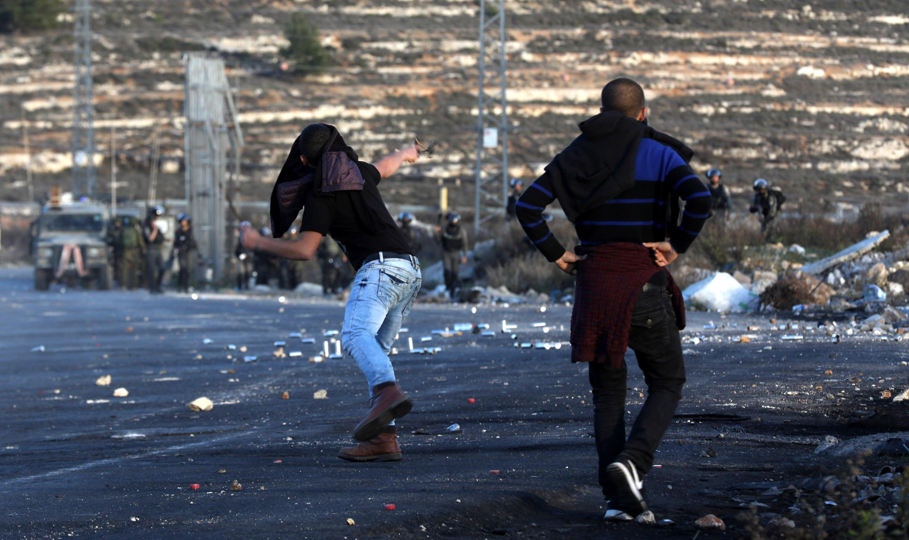 Gerusalemme: incidenti Cisgiordania/Gaza