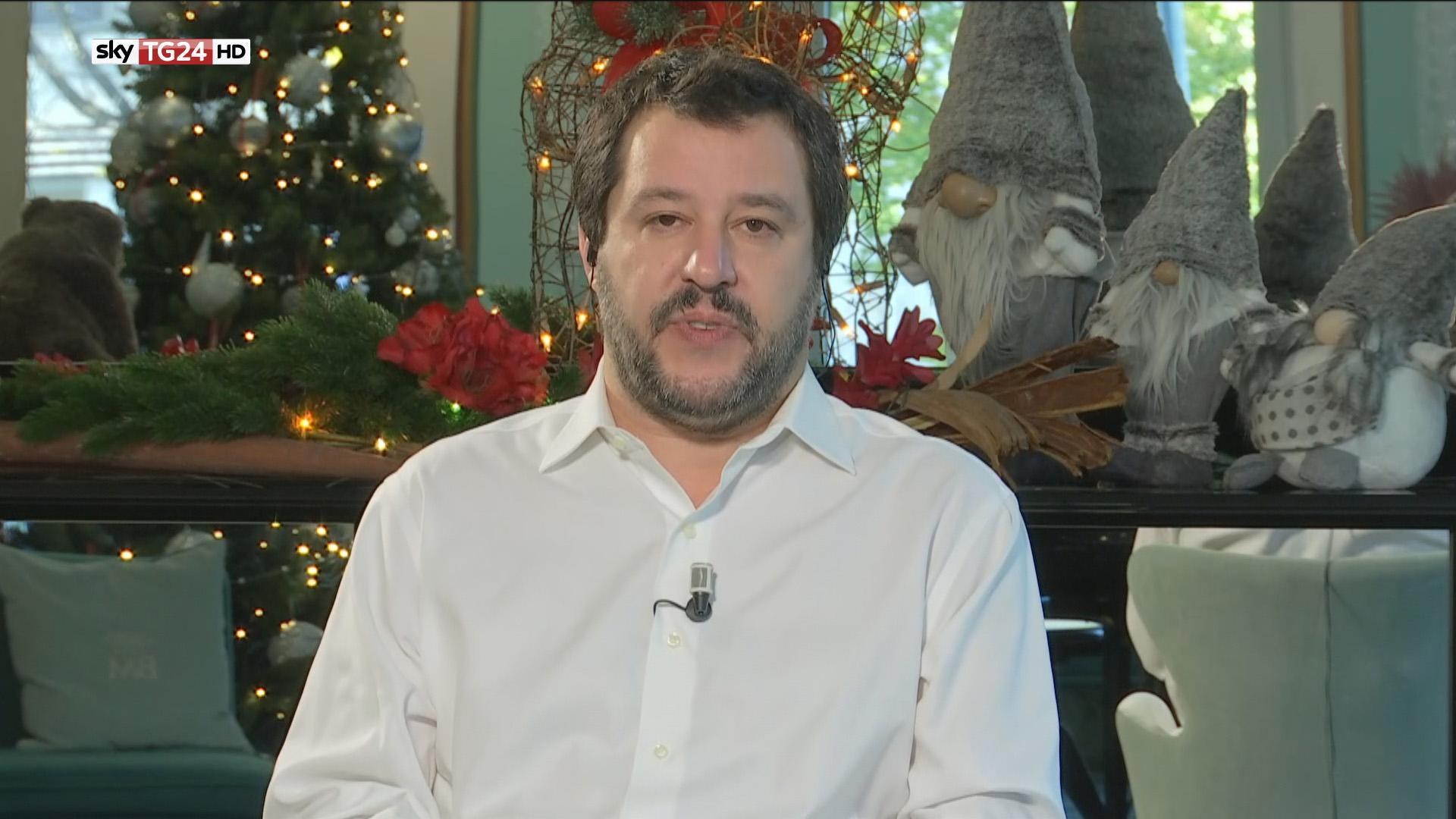 Salvini, mi minacciano su Facebook