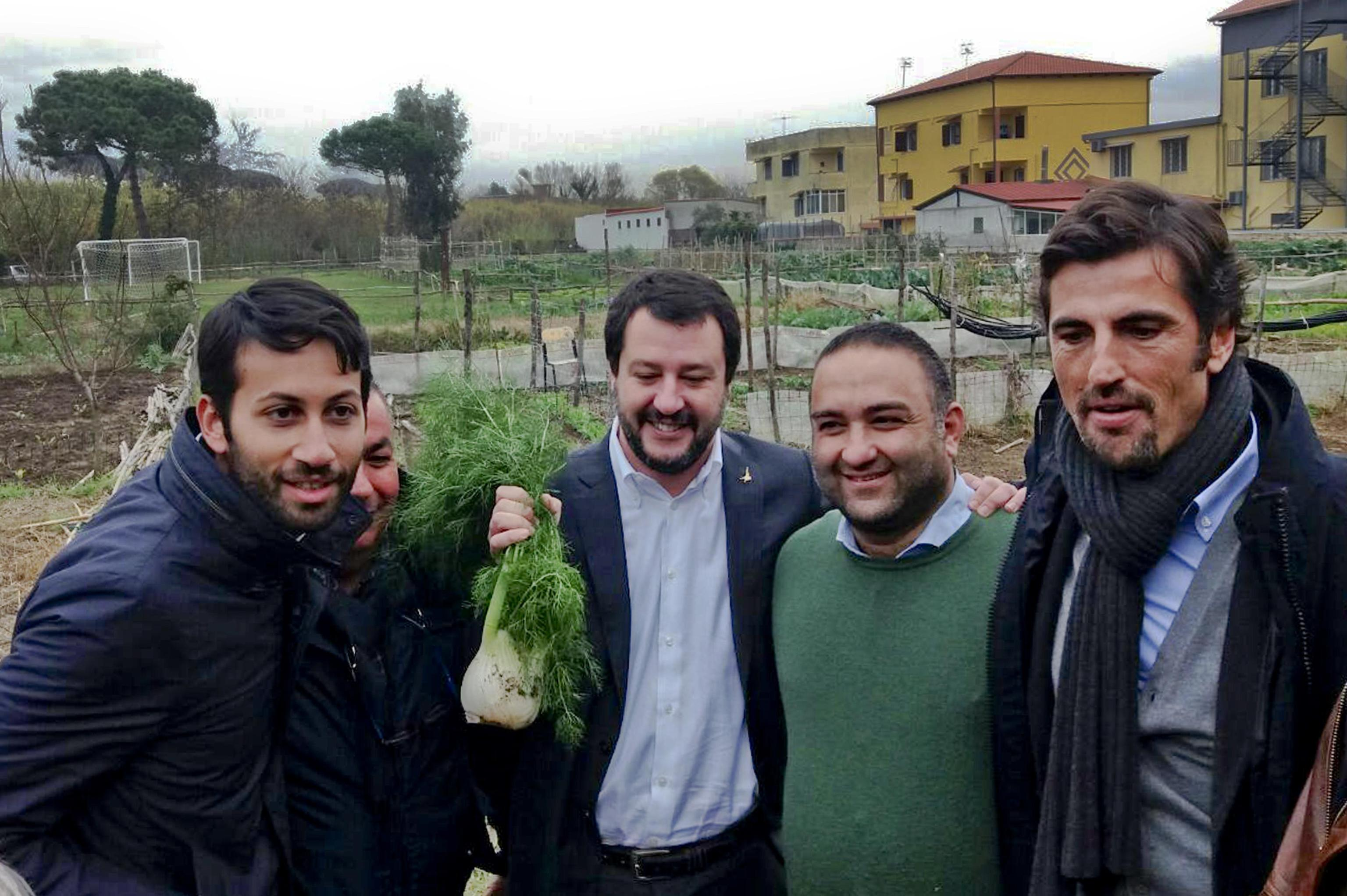 Salvini, problema non Como ma migranti
