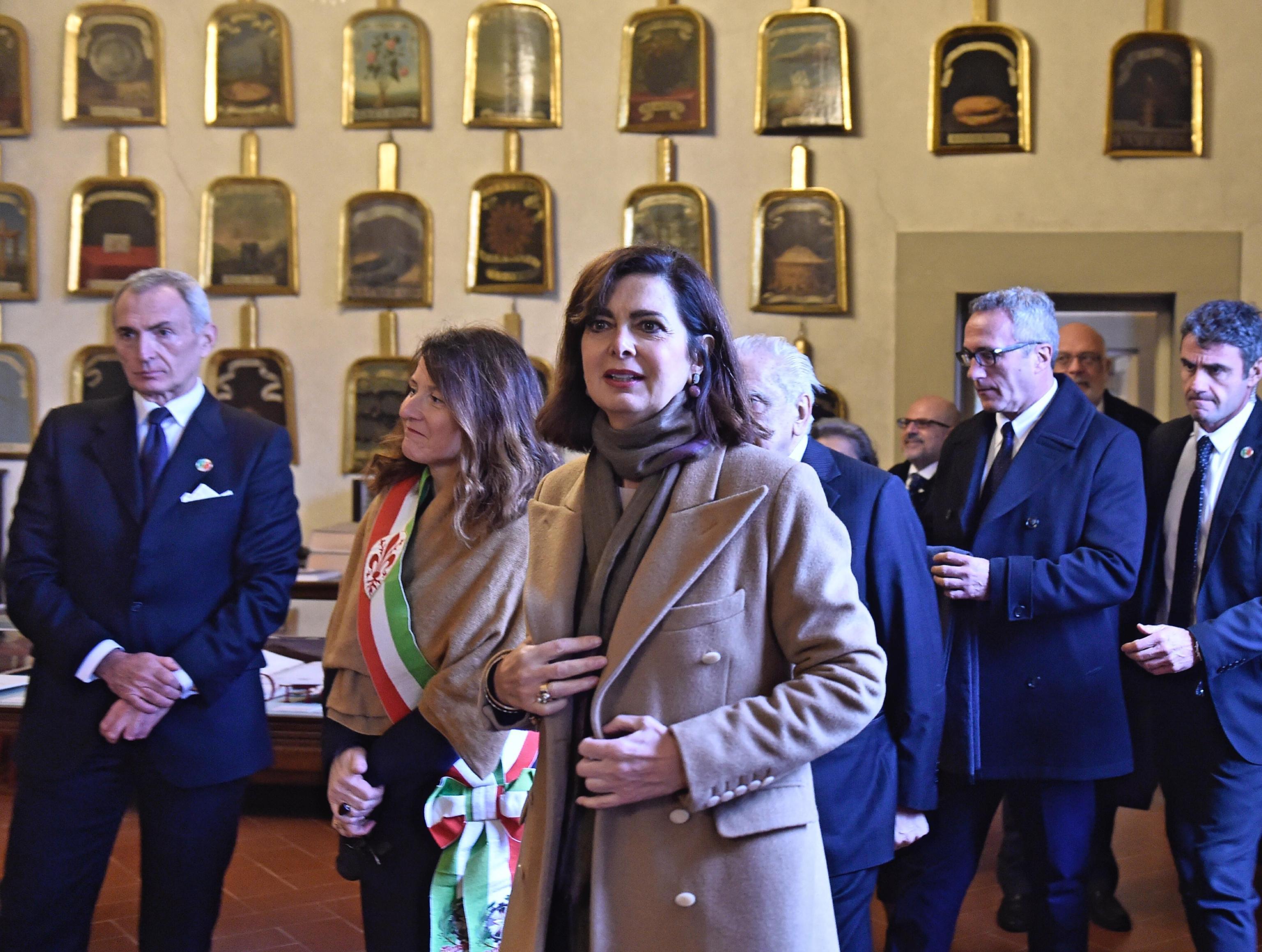 Boldrini, lavoro è urgenza democratica