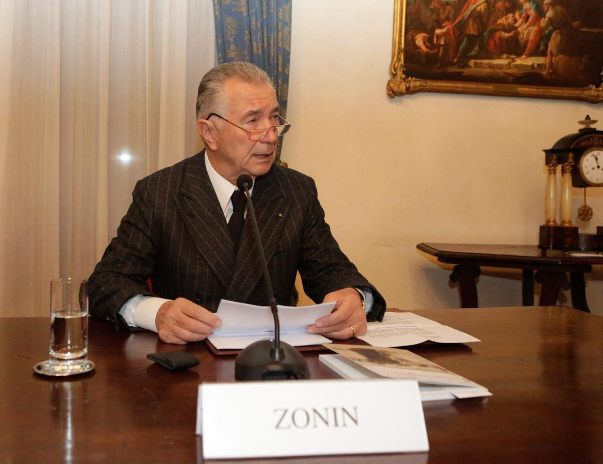 Banche:Zonin in commissione il 13