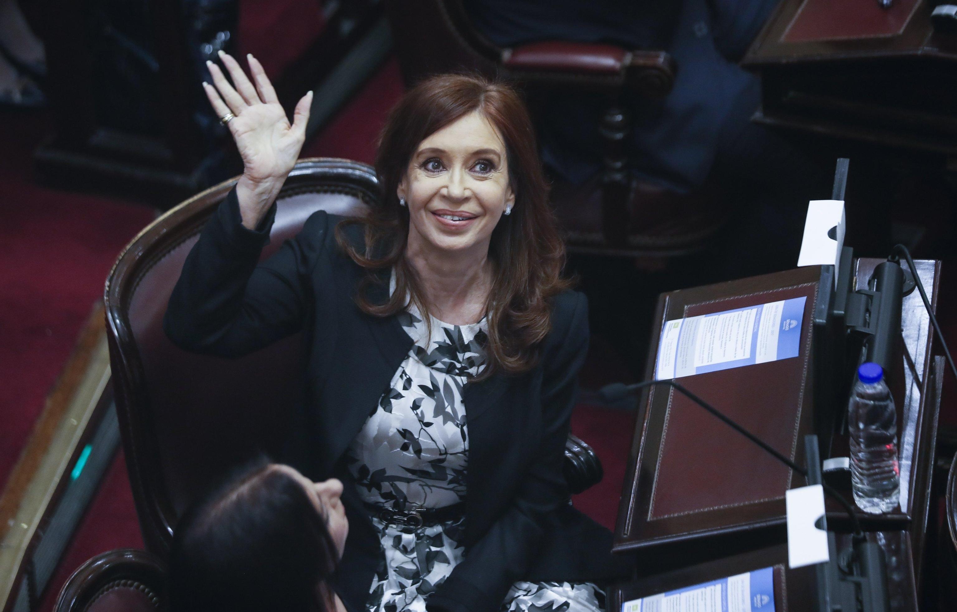 Chiesto l'arresto di Cristina Kirchner