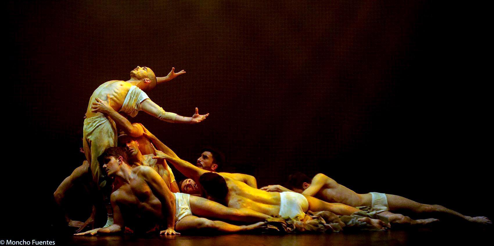 Da Aroca a Guerrero, Spagna danza a Roma