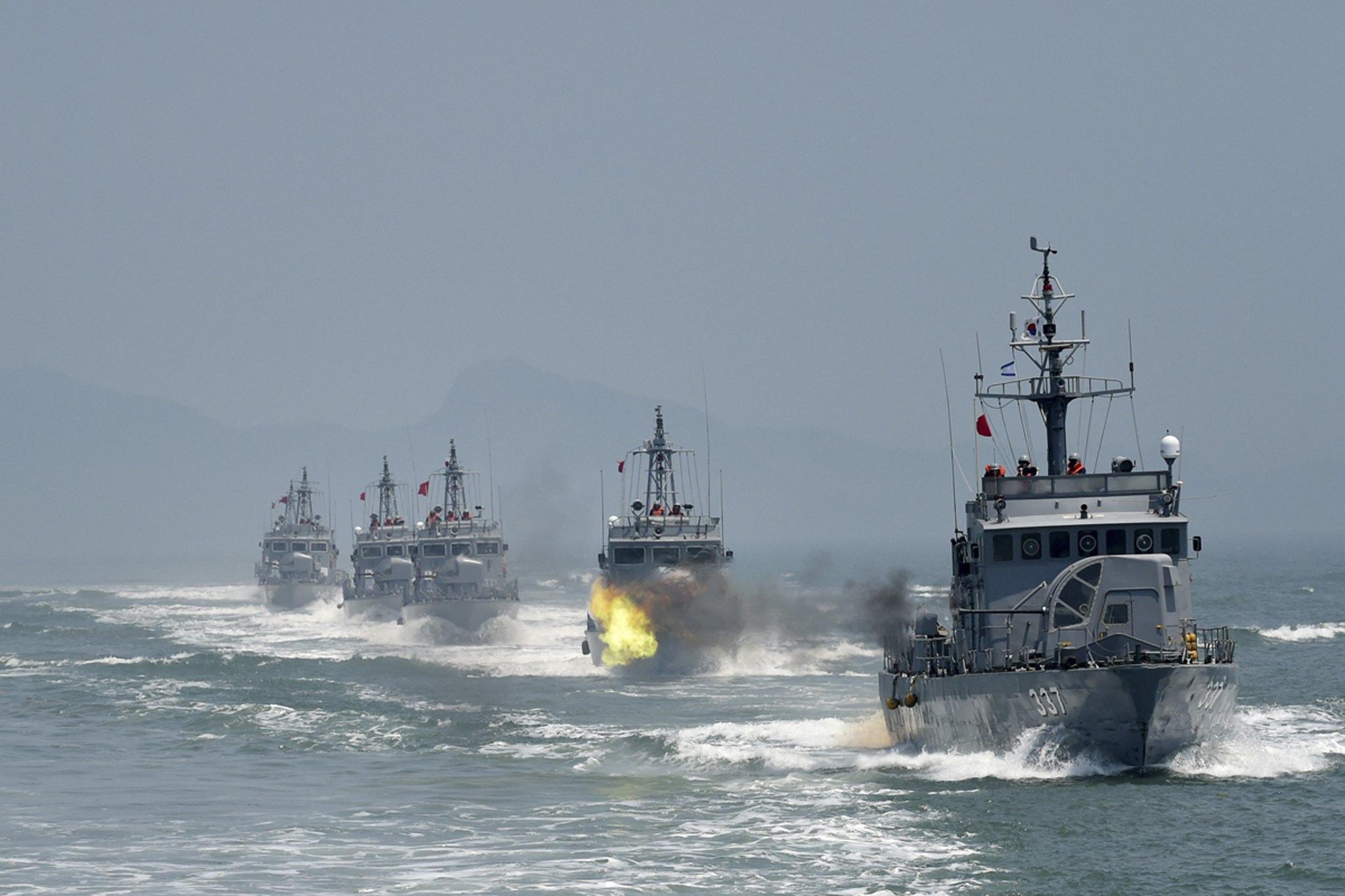 Corea Sud:incidente in mare, 7 morti