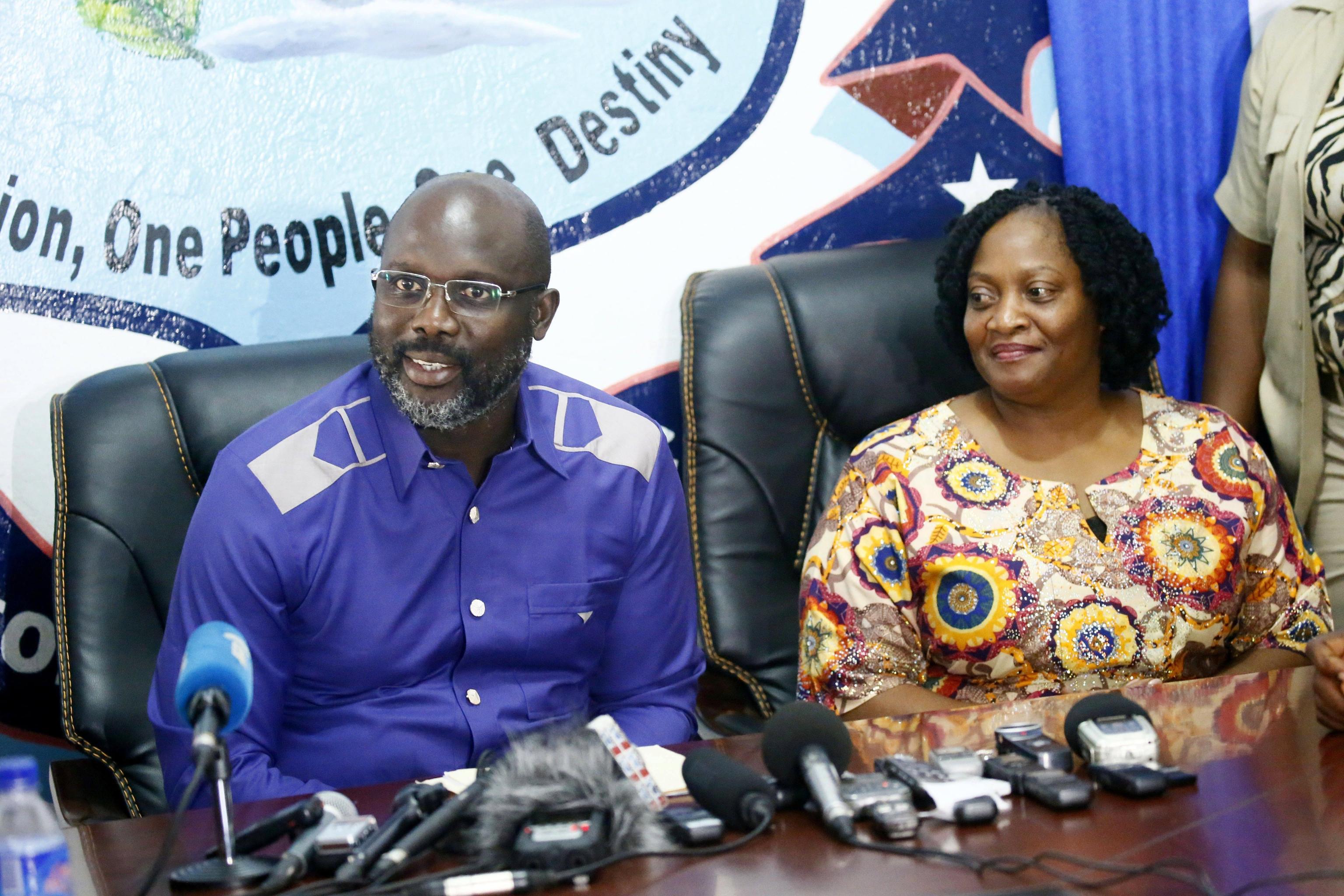 Liberia: Weah, 'mia azione per i poveri'