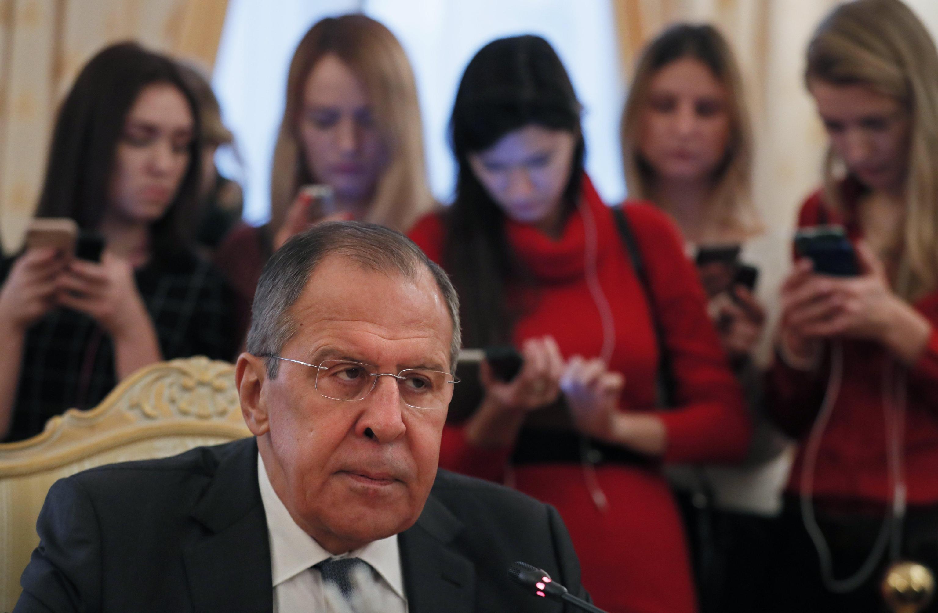 Lavrov, interferenze Usa nostre elezioni