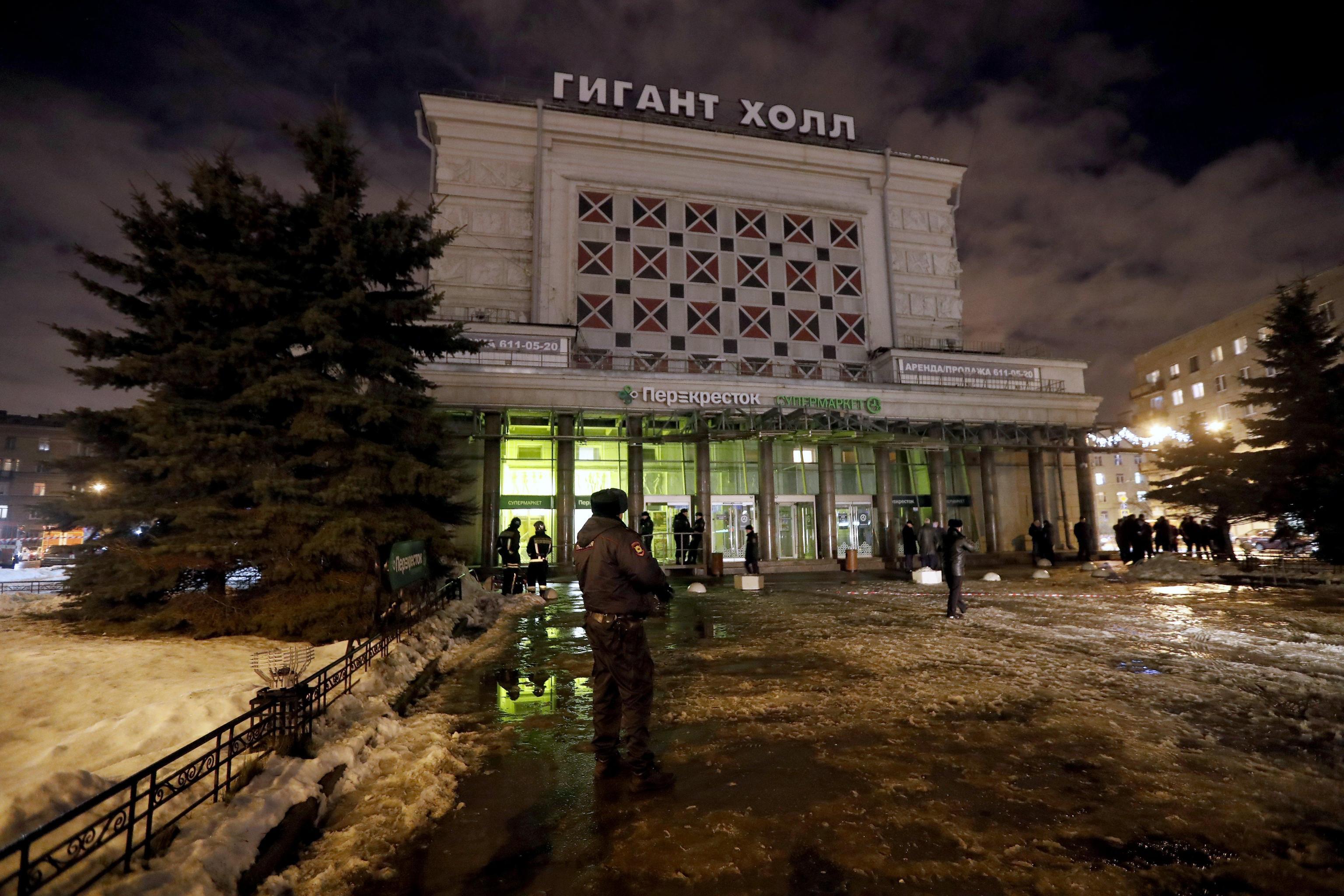 Isis rivendica attentato San Pietroburgo