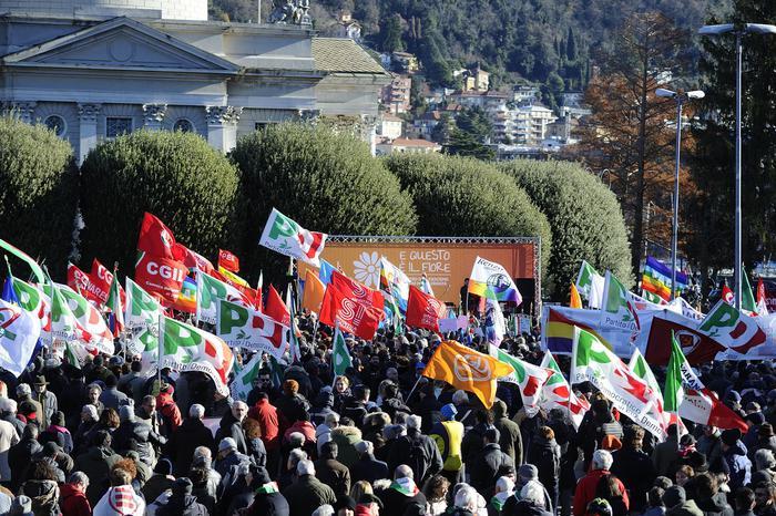 Antifascismo,  il centrosinistra unito a Como