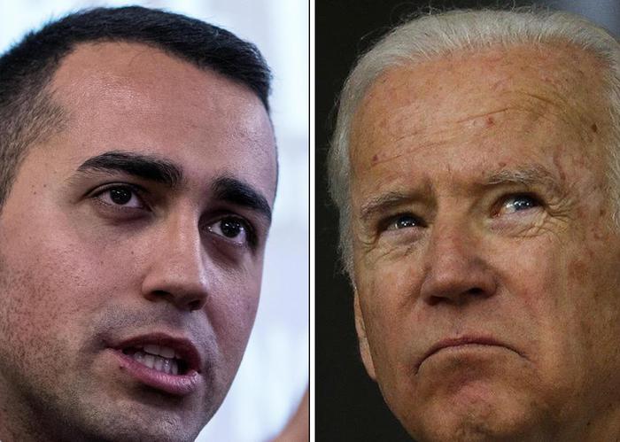Biden, Mosca aiuta M5S e Lega   Di Maio attacca: 'Fake news'