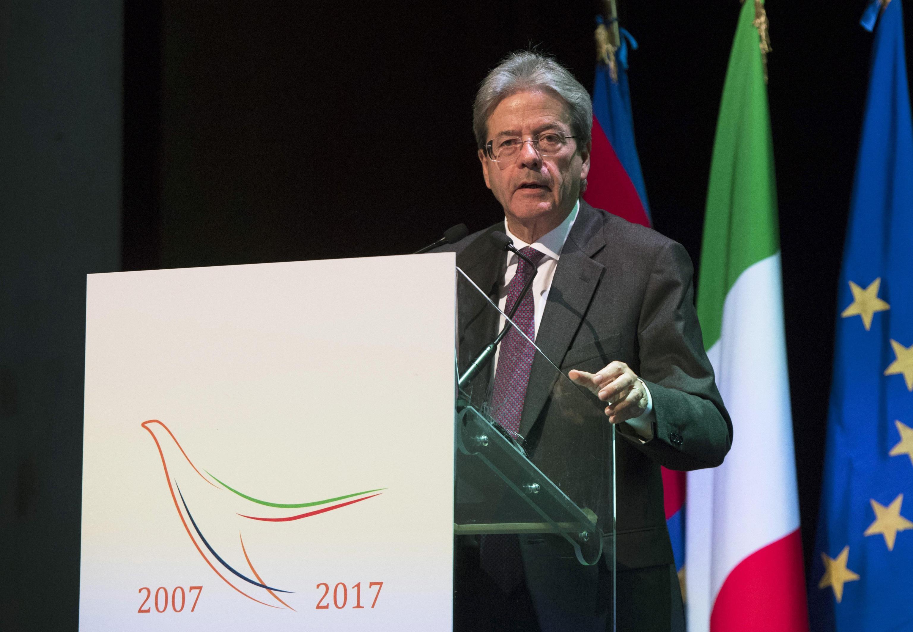 Rutelli, Gentiloni rispettato in Ue