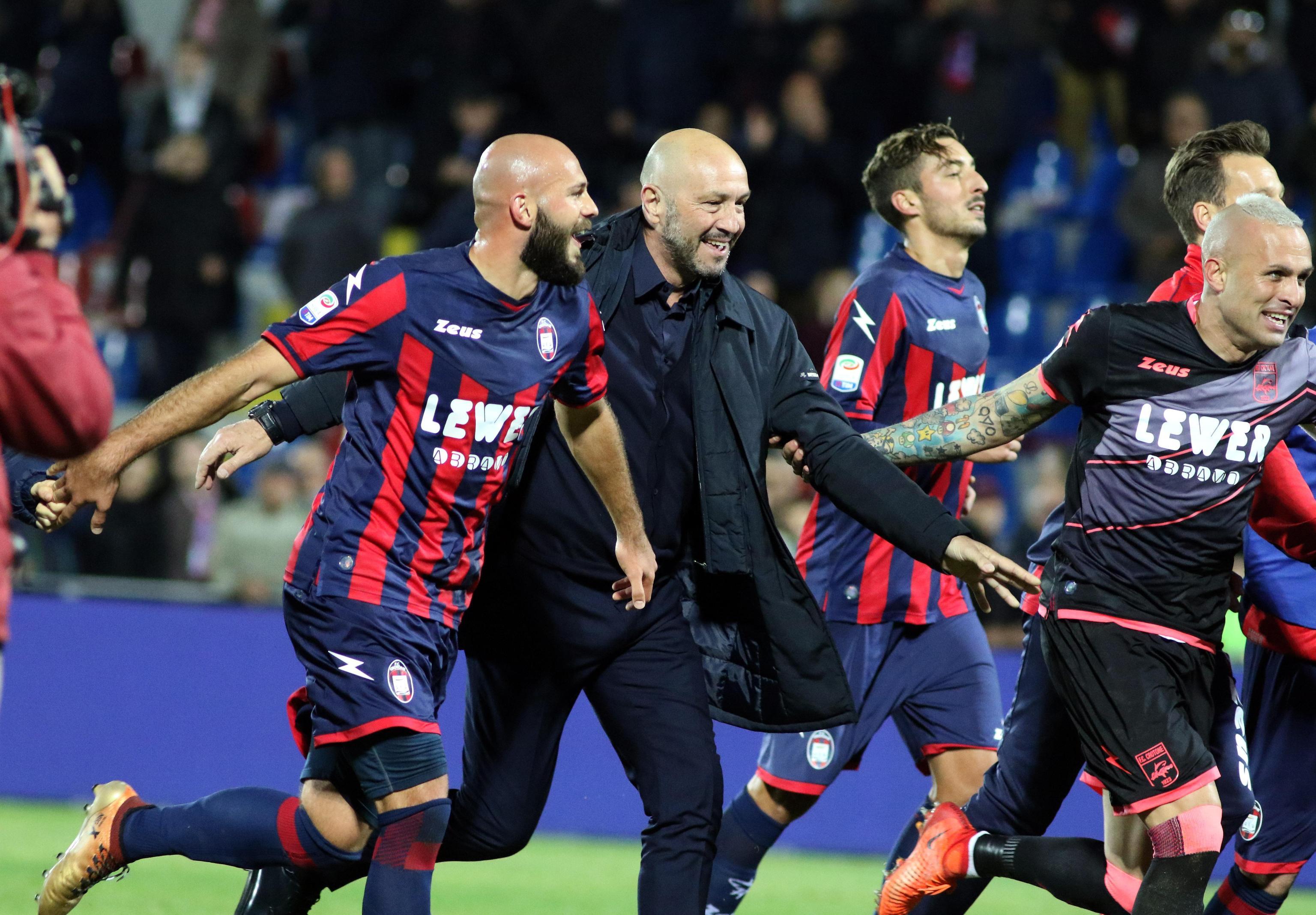 Serie A: Crotone-Chievo 1-0