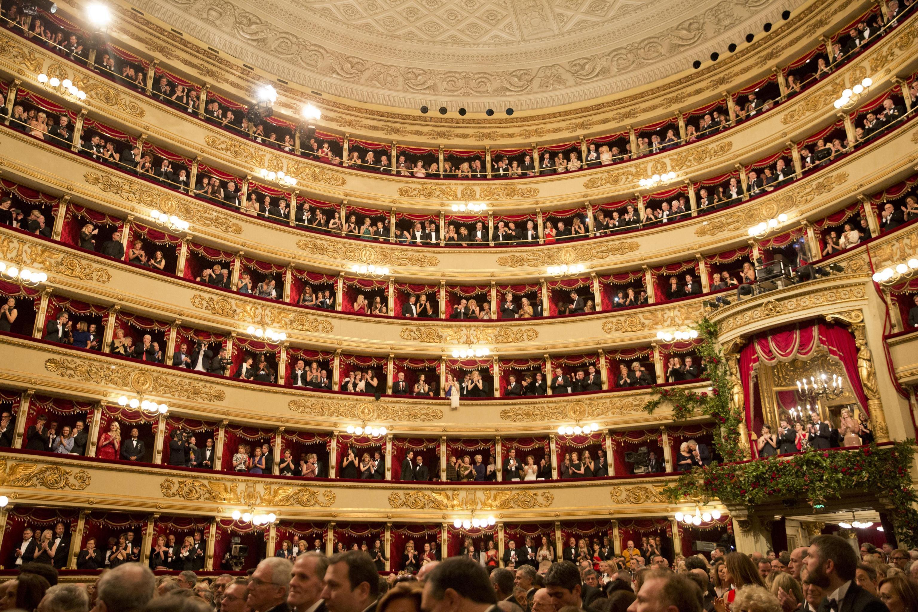 Alla Scala raddoppia concerto Natale