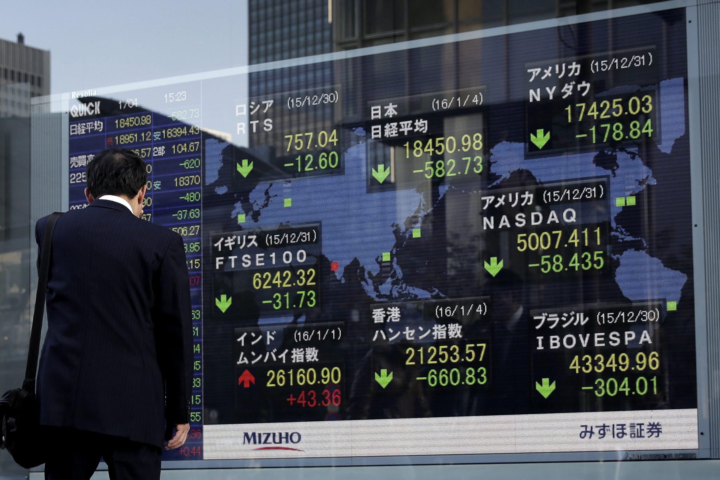 Borsa: Asia debole dopo Fed, attesa Bce