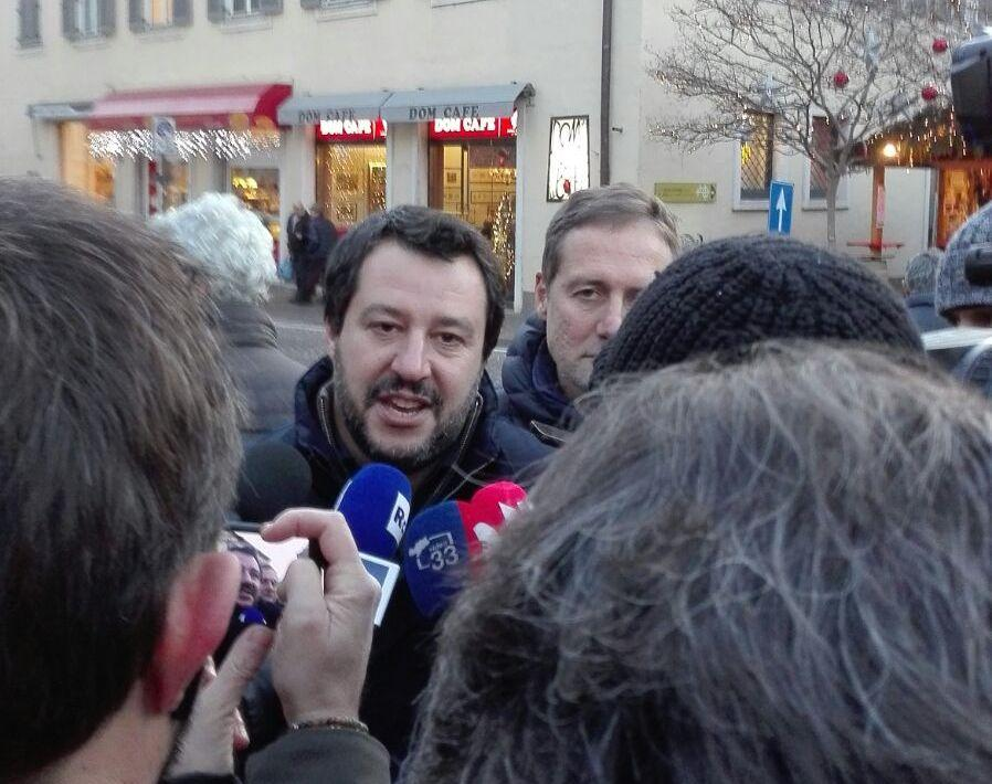 Salvini, confrontato con Cav, tutto bene