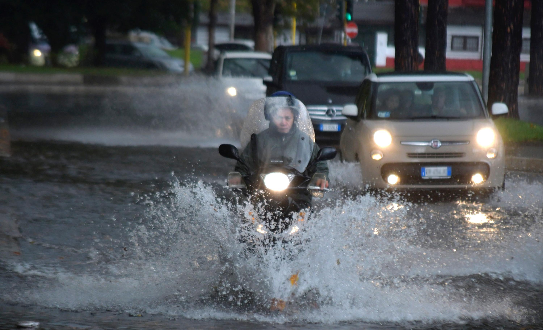 Allerta meteo, ancora piogge su Italia