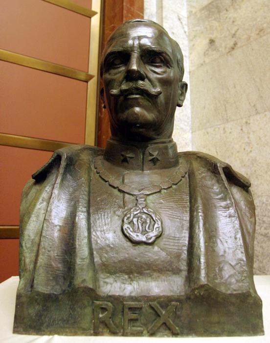 In Piemonte presto la salma  di Vittorio Emanuele III