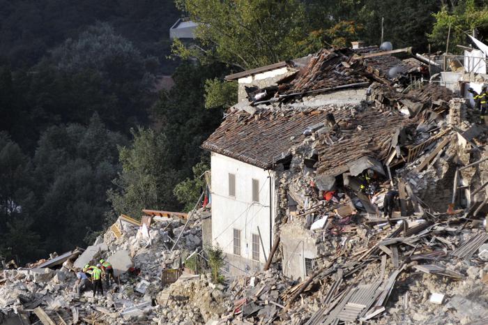 Manovra, 80 milioni Camera a Fondo ricostruzione post-sisma
