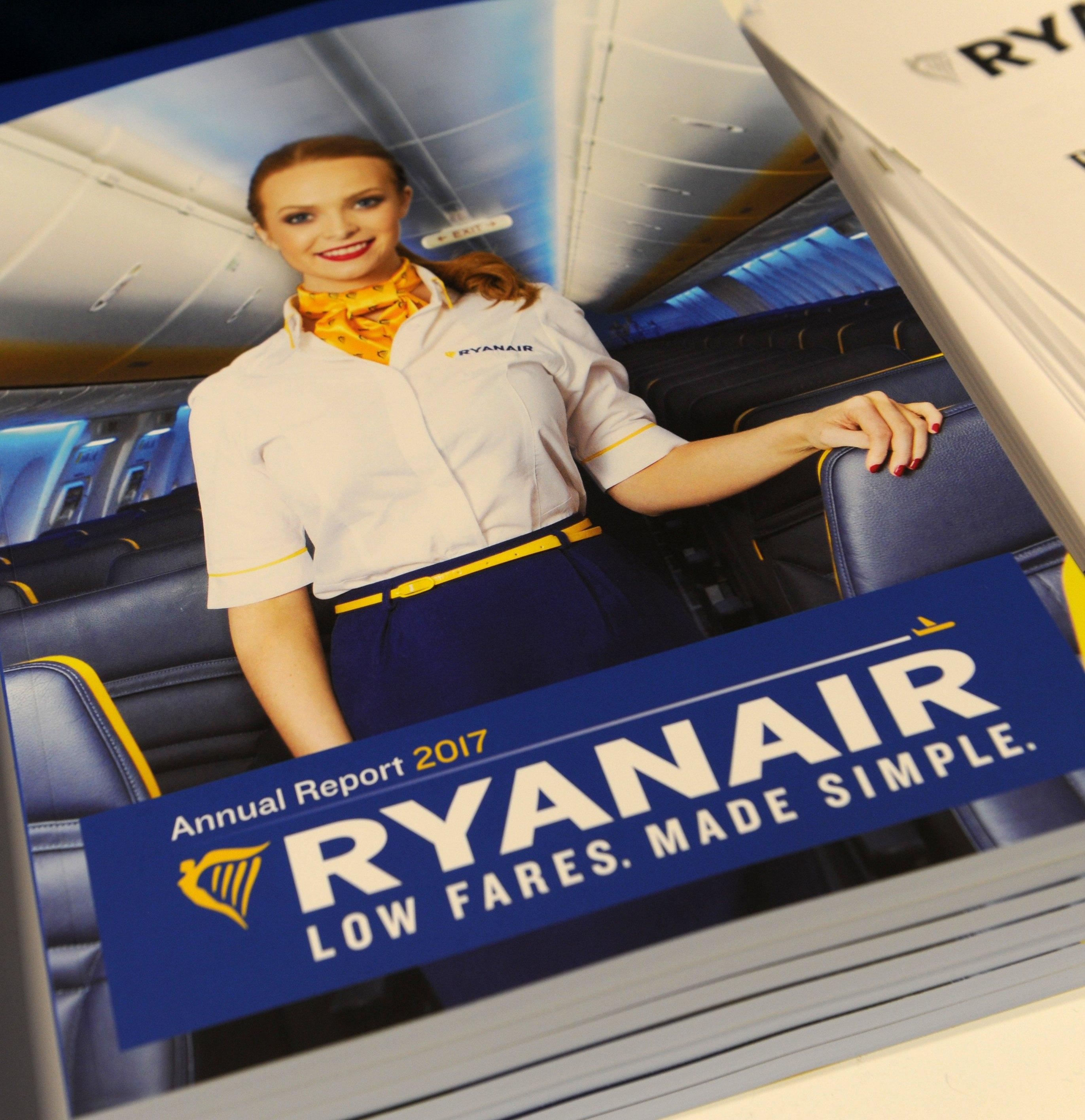 Antitrust: procedimento contro Ryanair