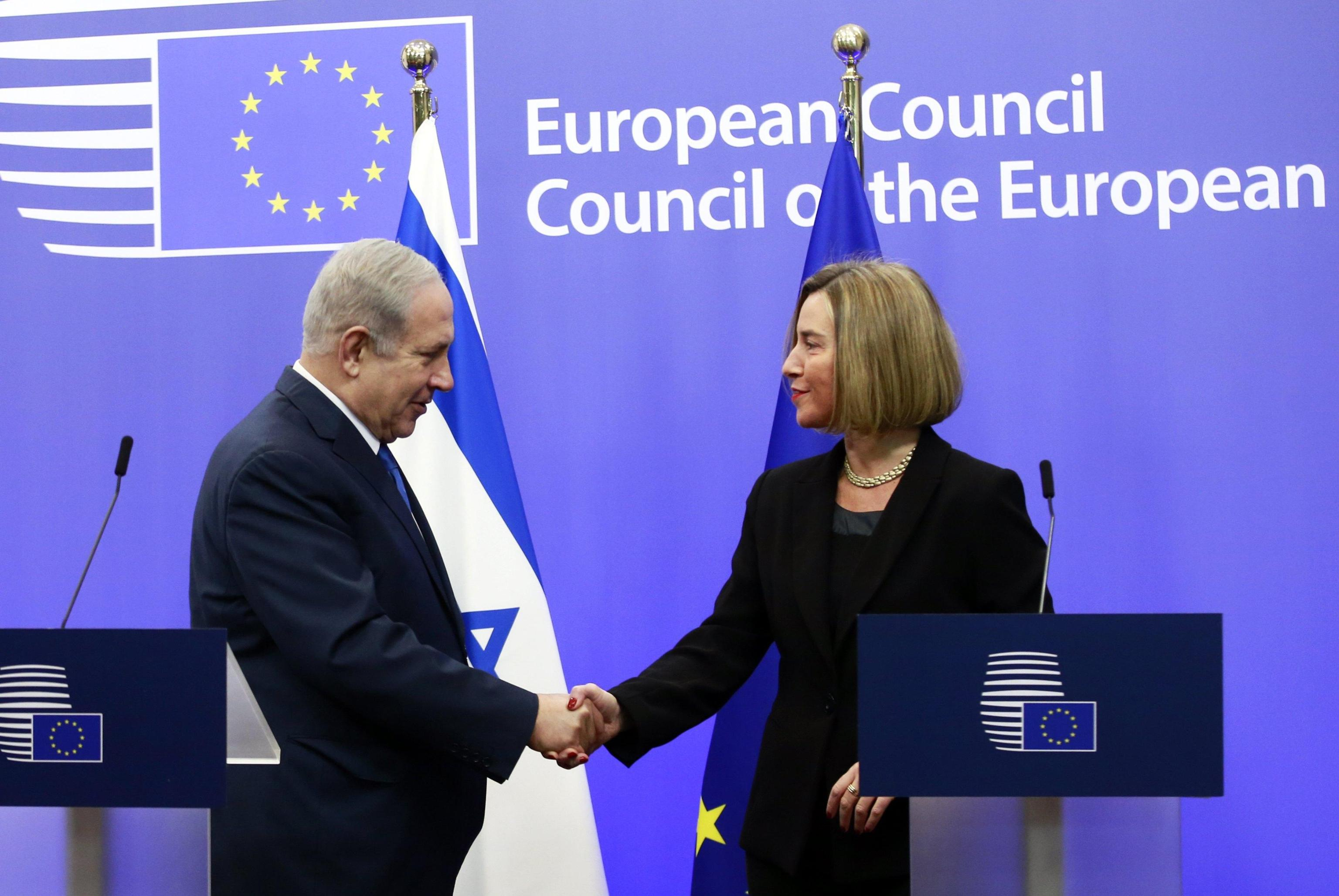 Mogherini, condanna attacchi a ebrei