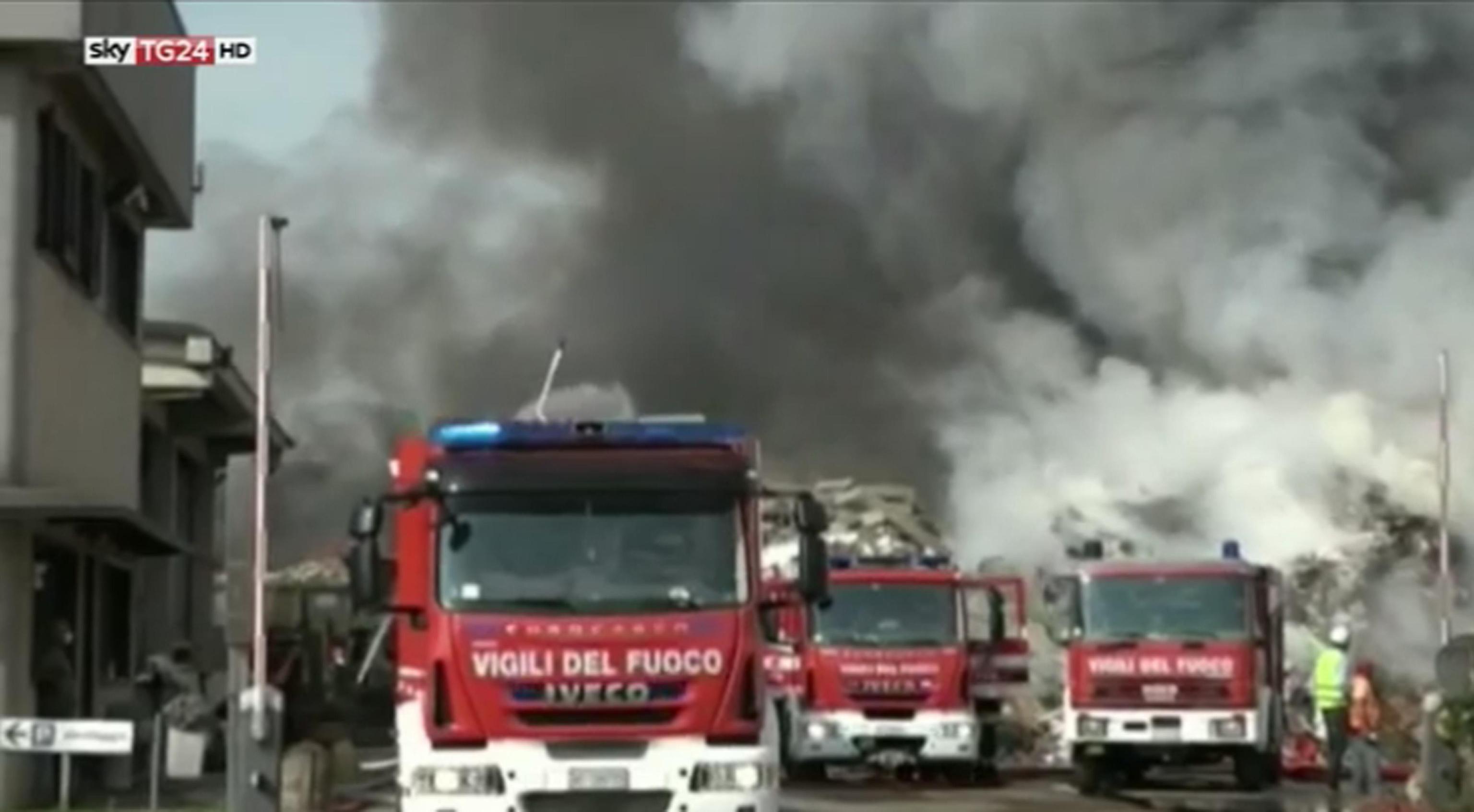 Incendi: Commissione Ecomafie a Mortara