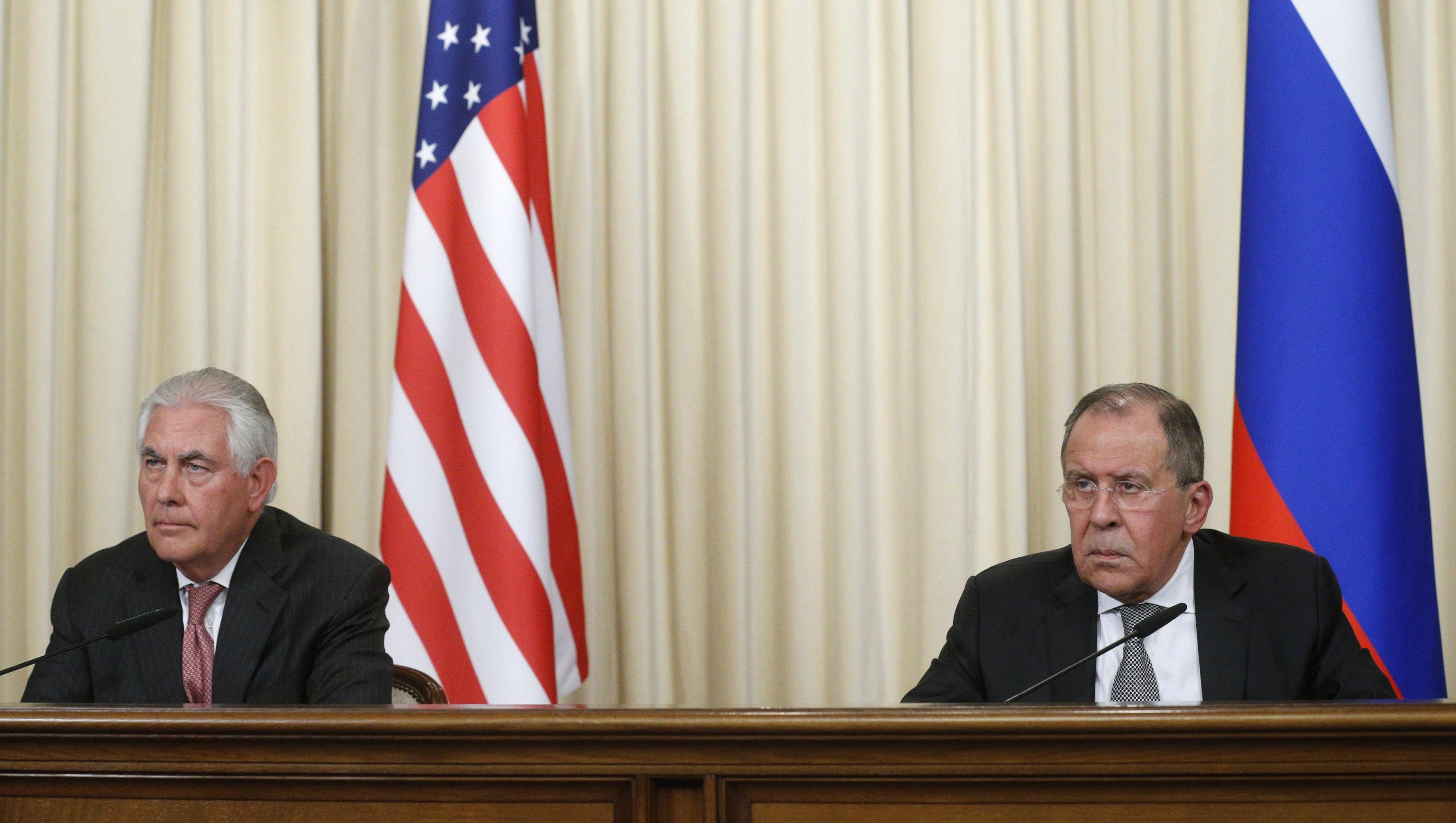 Incontro Lavrov-Tillerson su Corea Nord