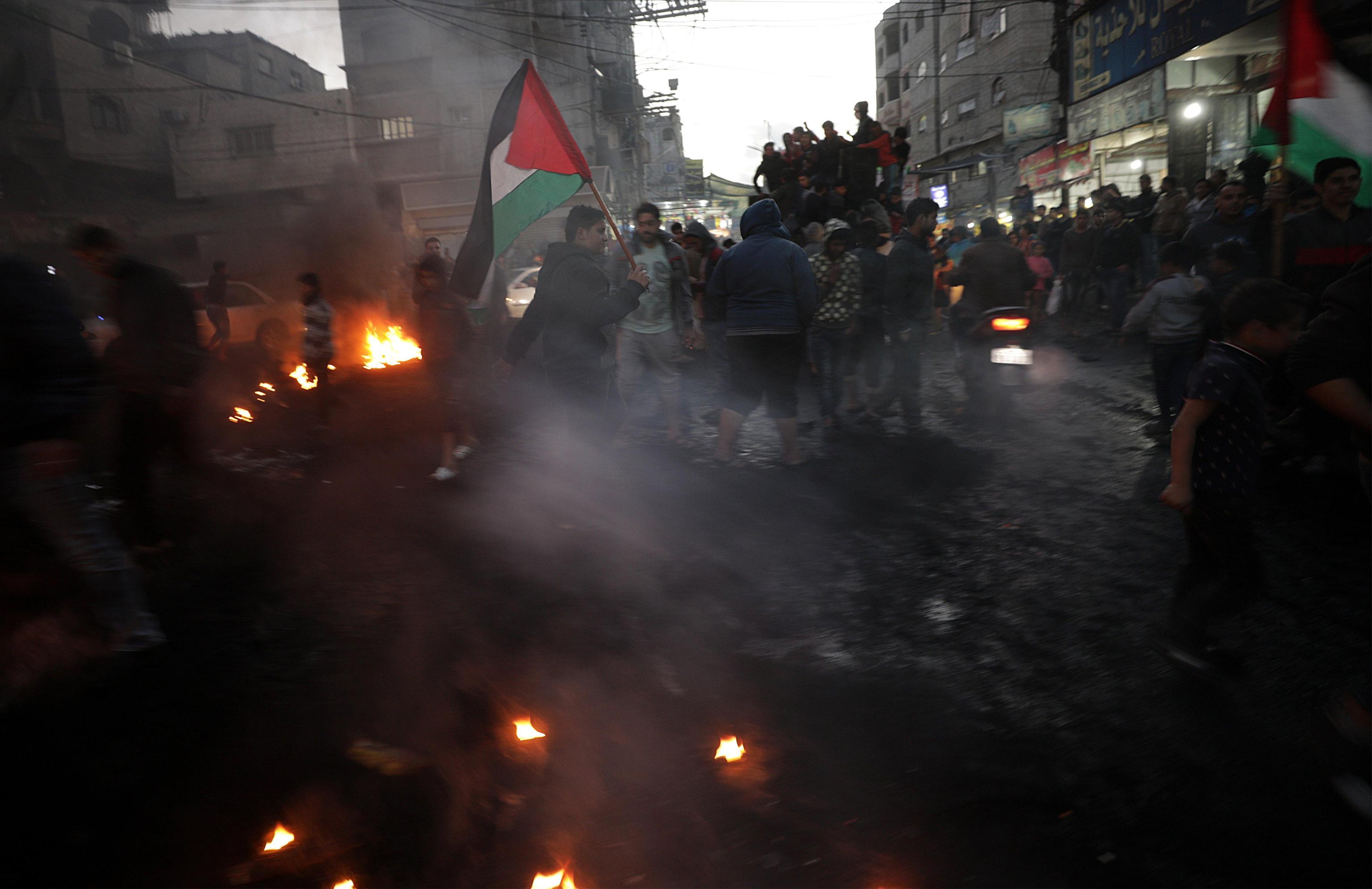Ucciso palestinese a Gaza, è primo morto